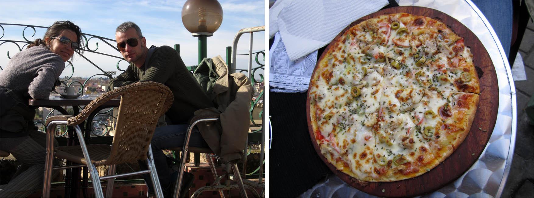 43 meknes pizza i predah