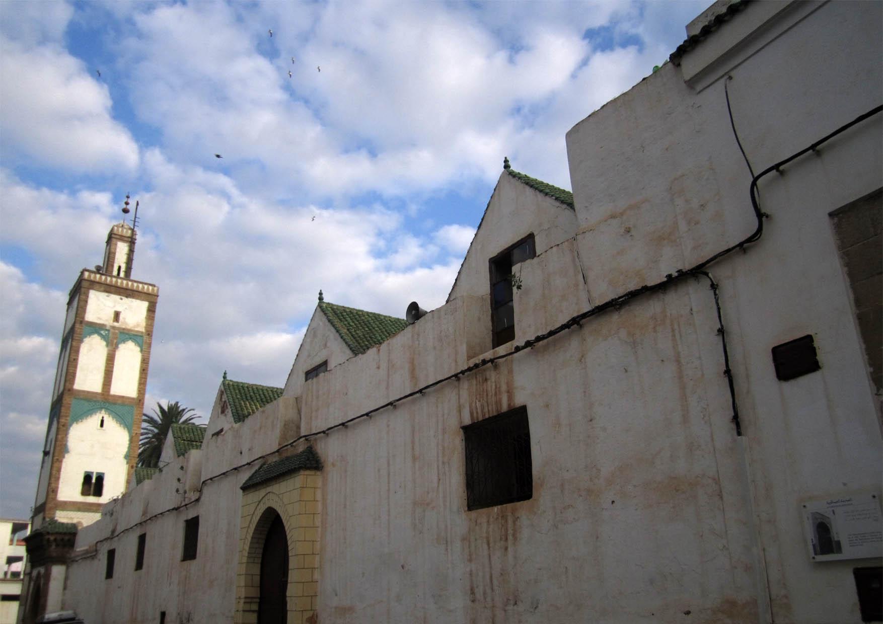 50 maroko kazablanka medina