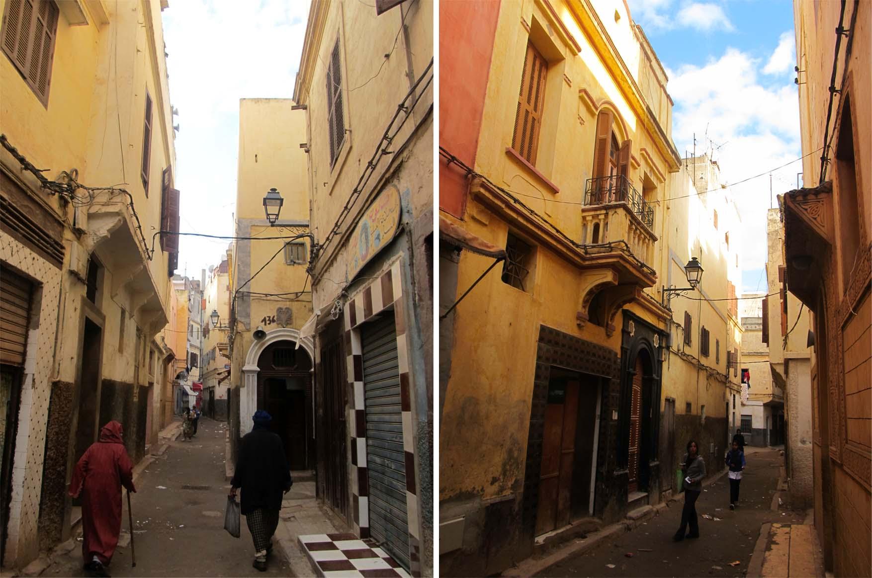 57 maroko kazablanka medina