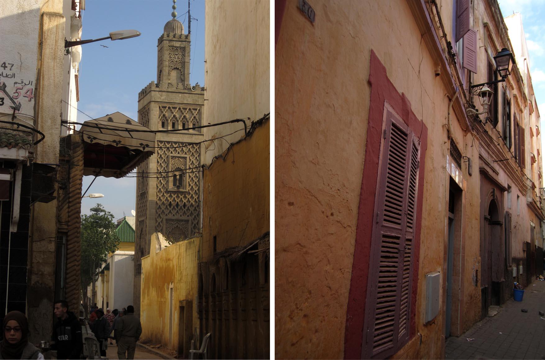 60 maroko kazablanka medina