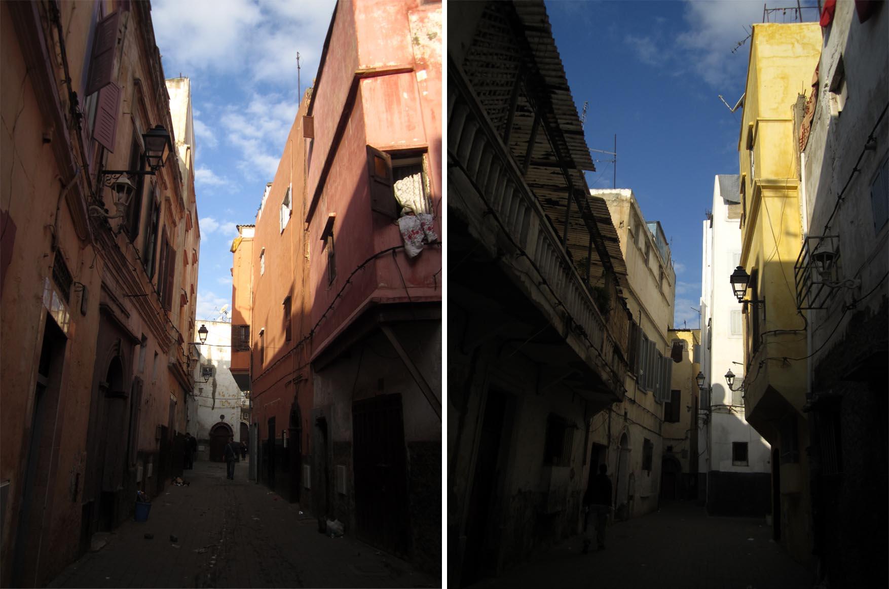 61 maroko kazablanka medina
