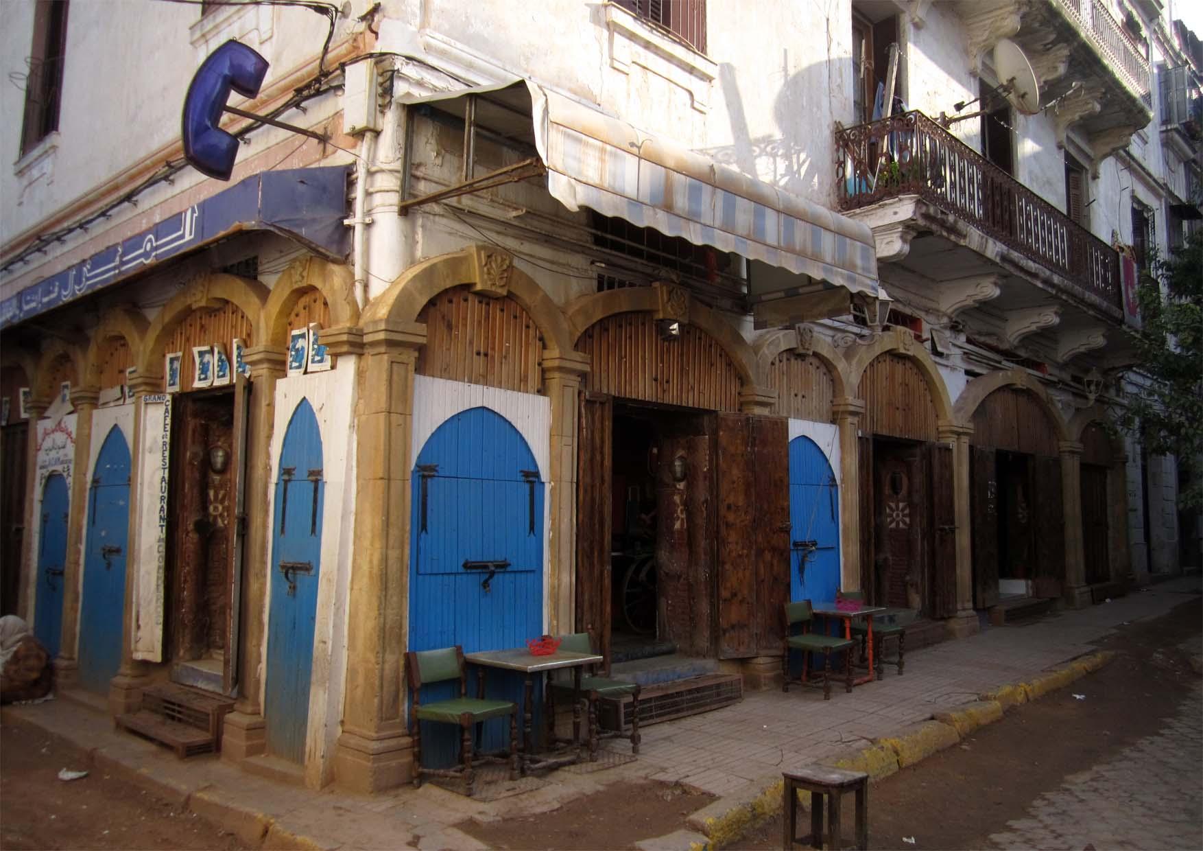 75 maroko kazablanka medina hotel central