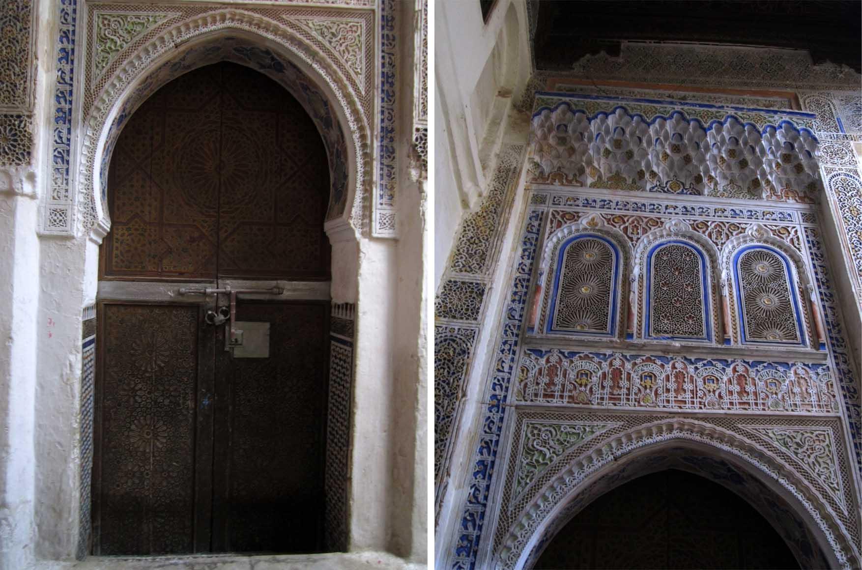 82 meknes medina detalji