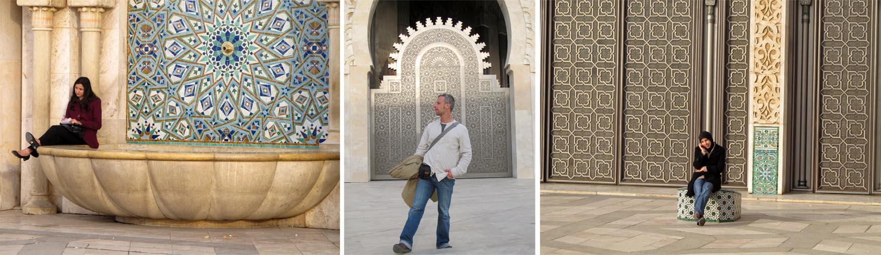 89 maroko kazablanka velika dzamija
