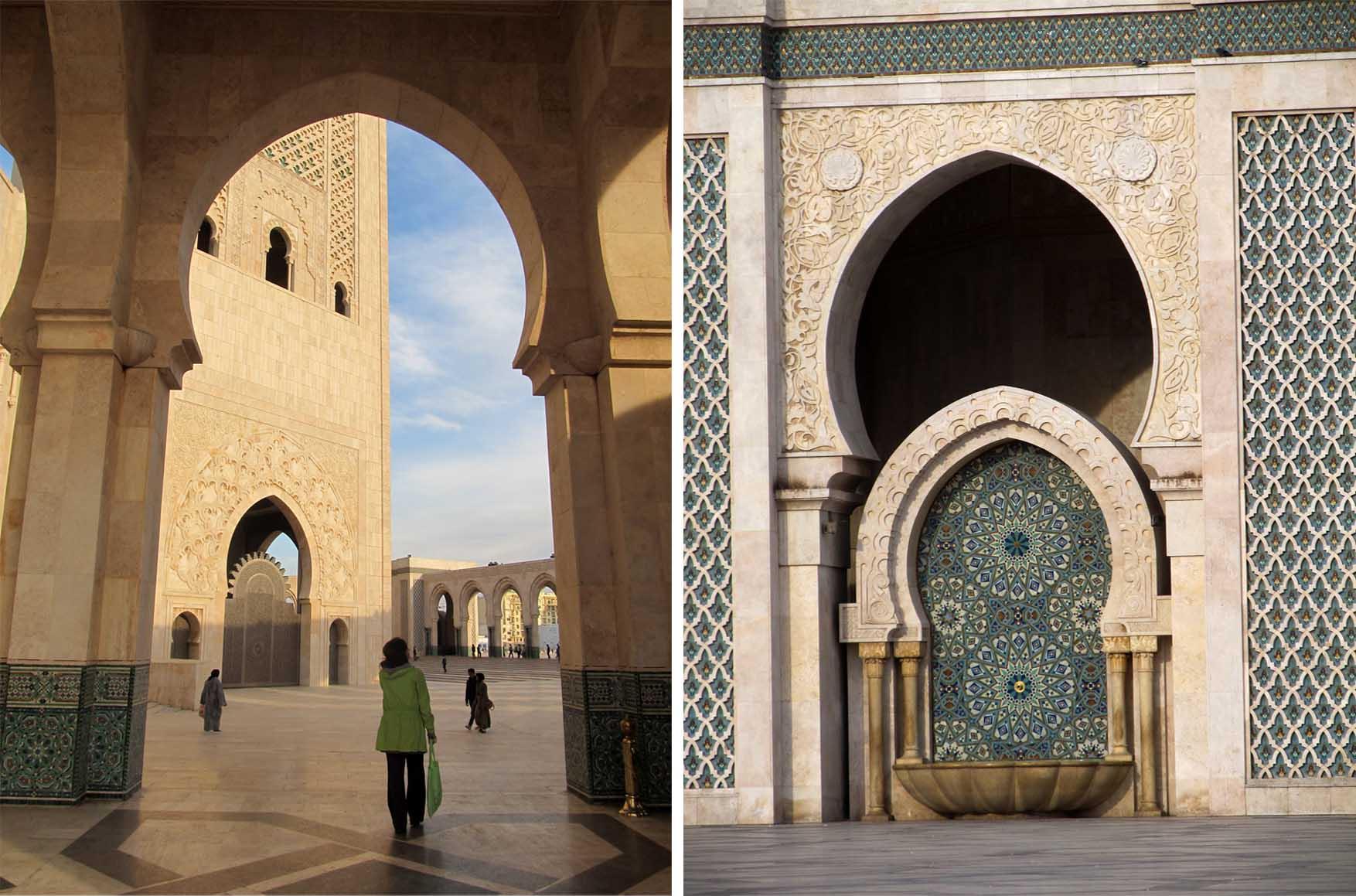 95 maroko kazablanka velika dzamija
