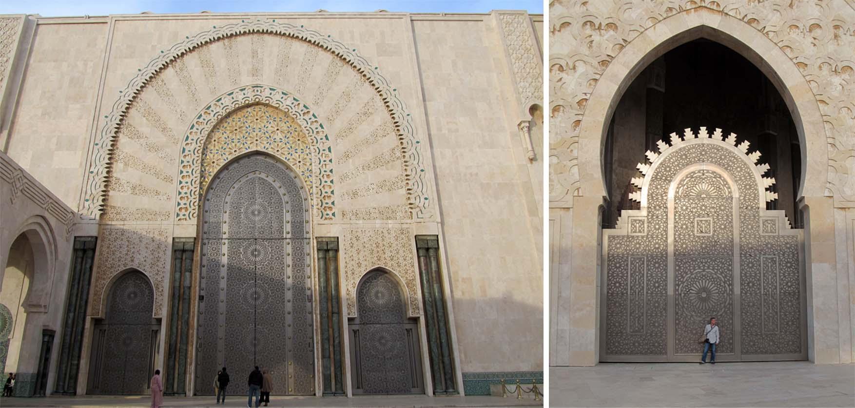 97 maroko kazablanka velika dzamija