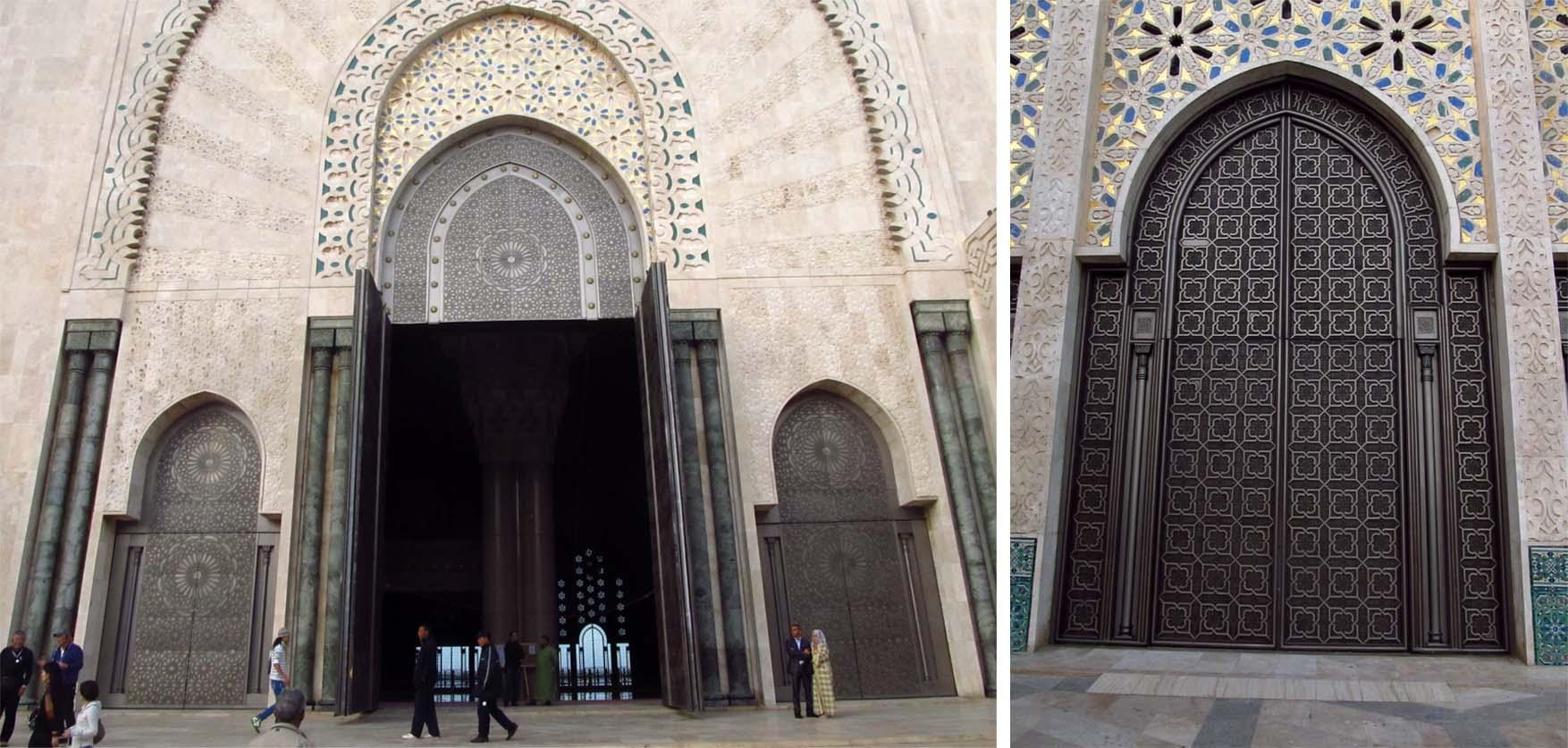 98 maroko kazablanka velika dzamija