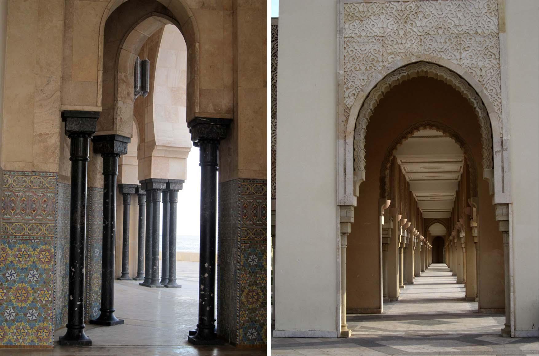99 maroko kazablanka velika dzamija