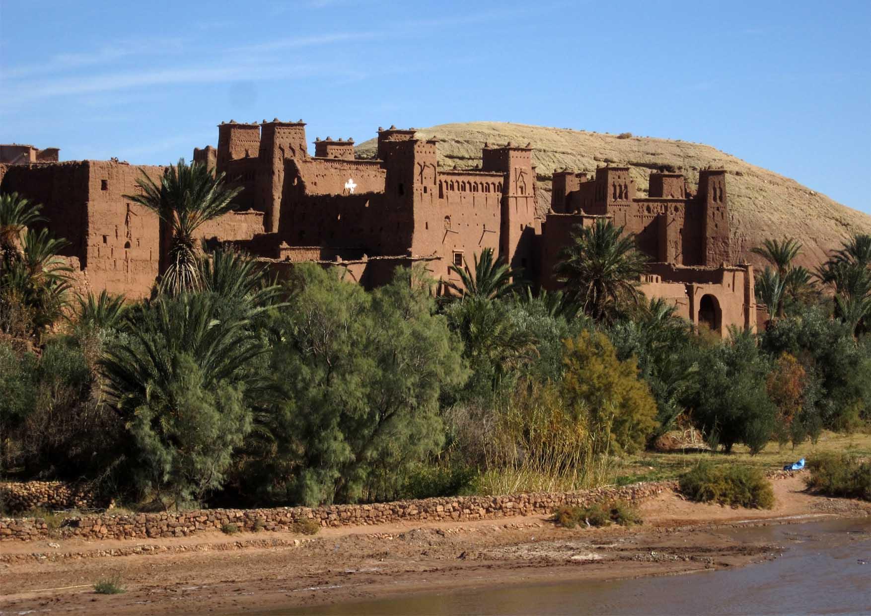 10 maroko ait ben haddou