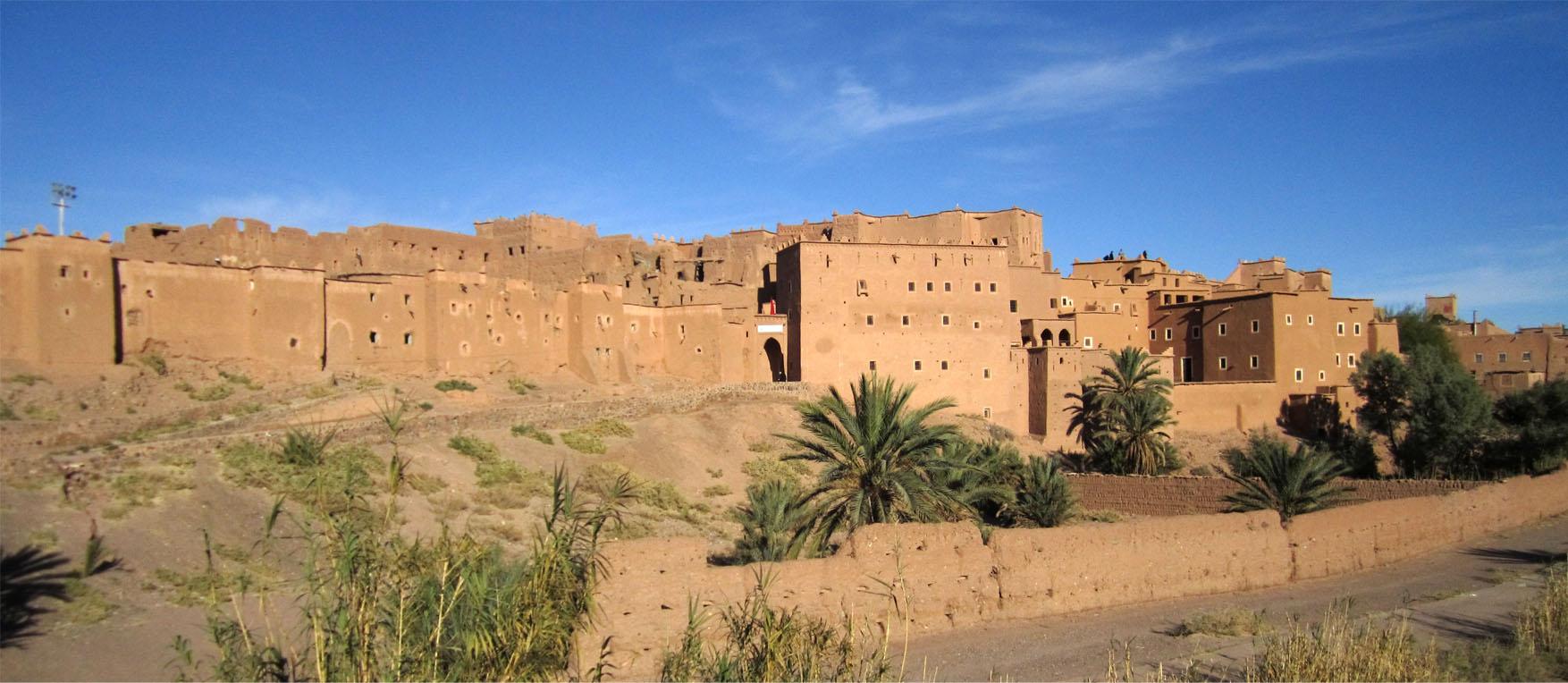 11 maroko ouarzazate kazba