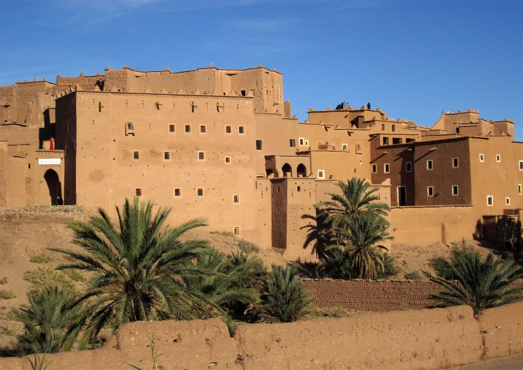 12 maroko ouarzazate kazba