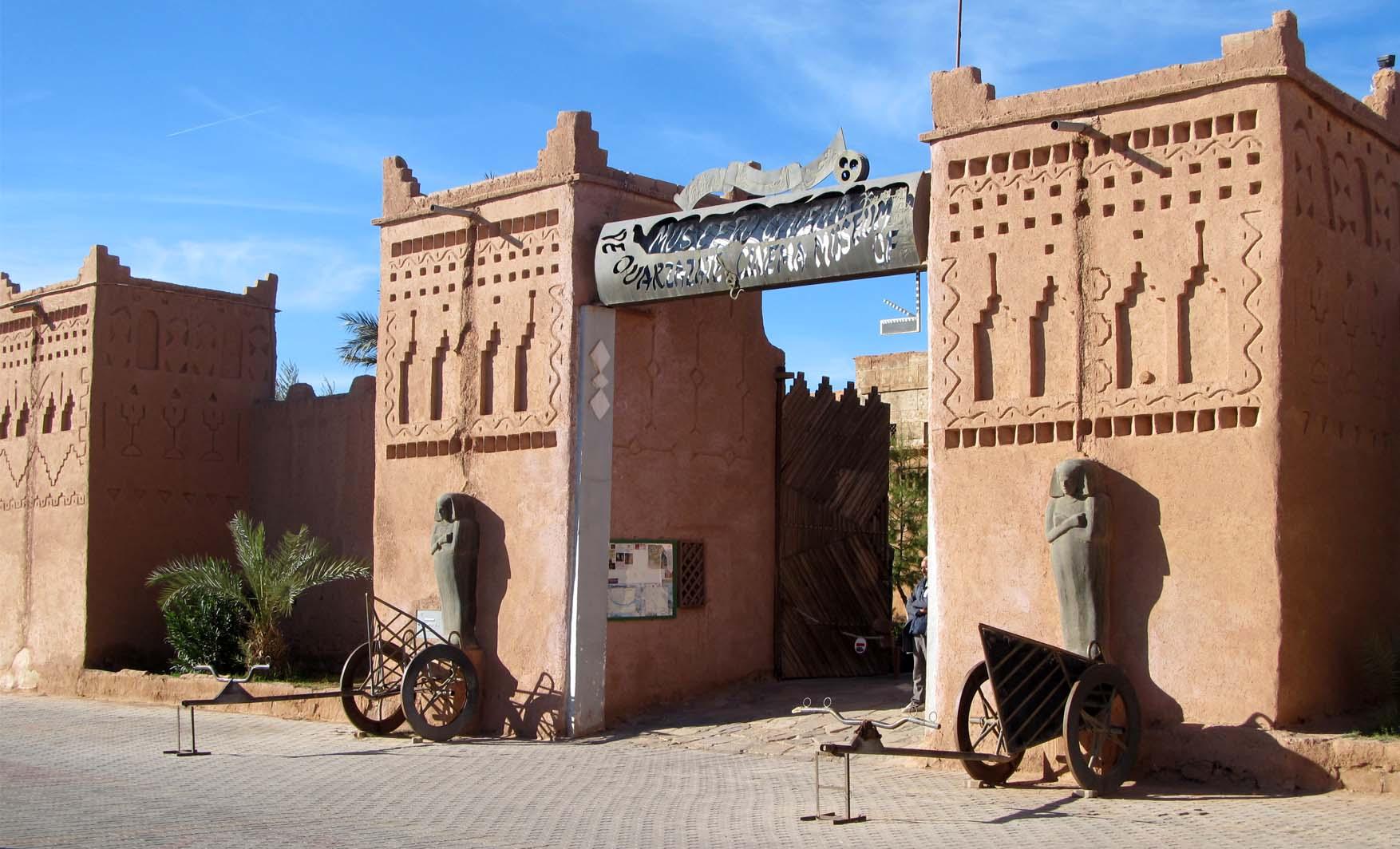15 maroko ouarzazate filmski studio