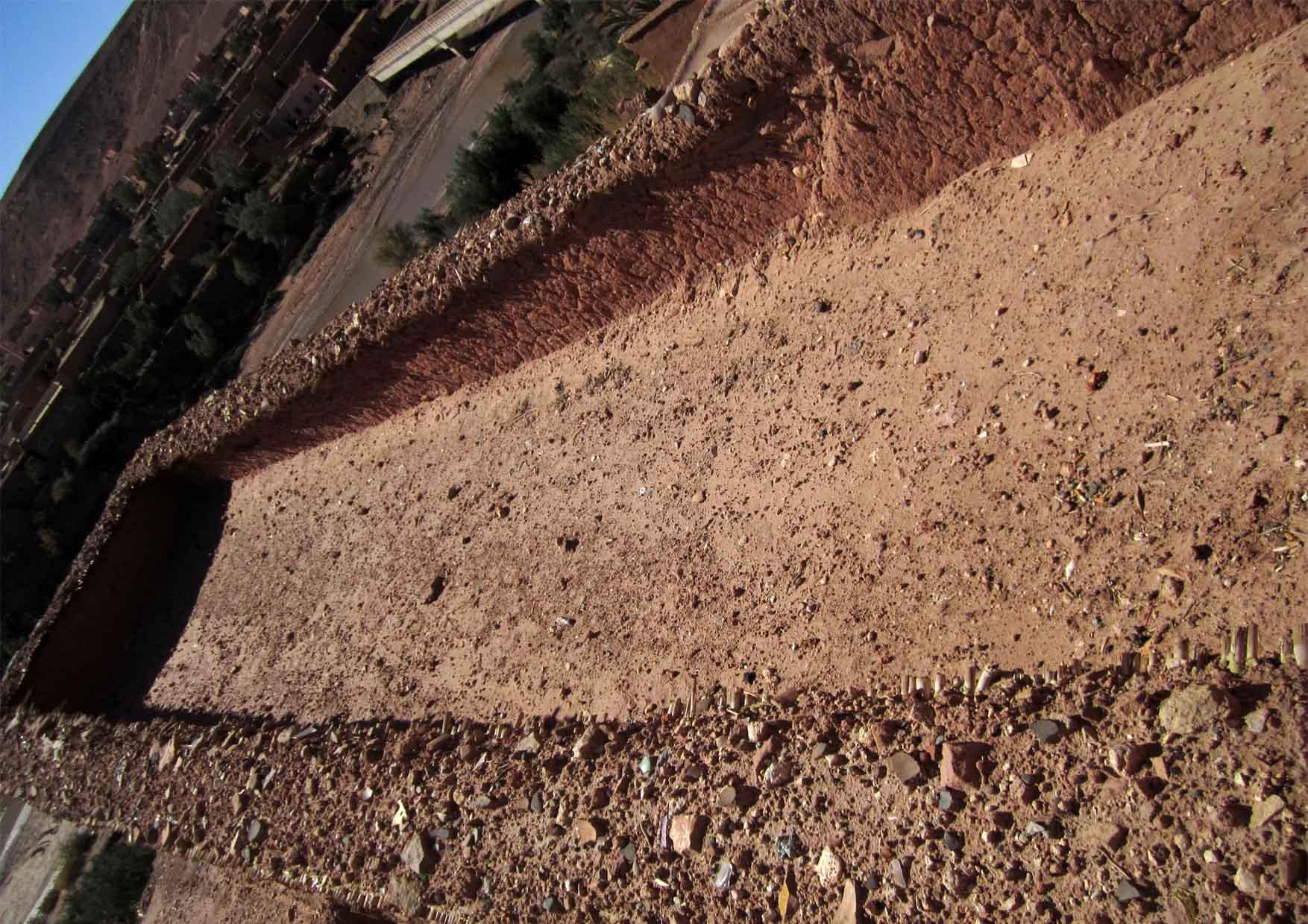 20 maroko ait ben haddou ravni krovovi