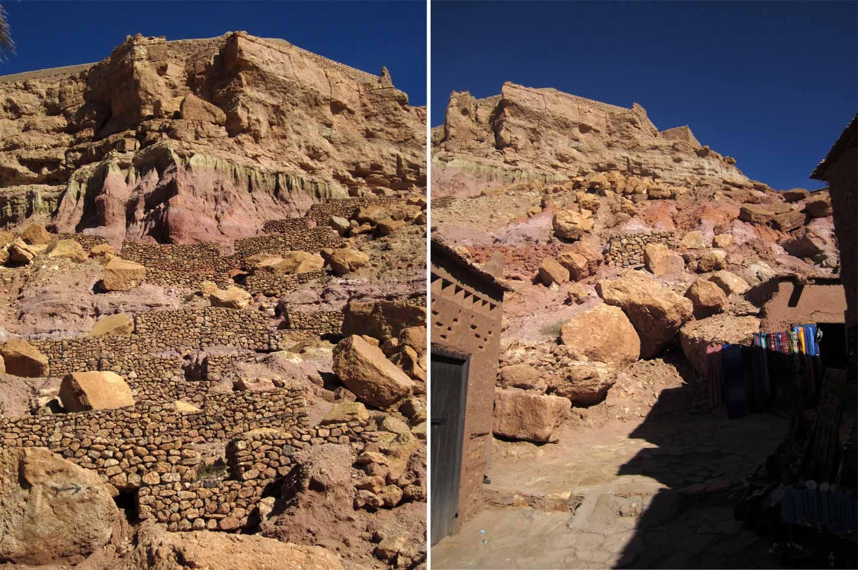 22 maroko ait ben haddou u podnozju