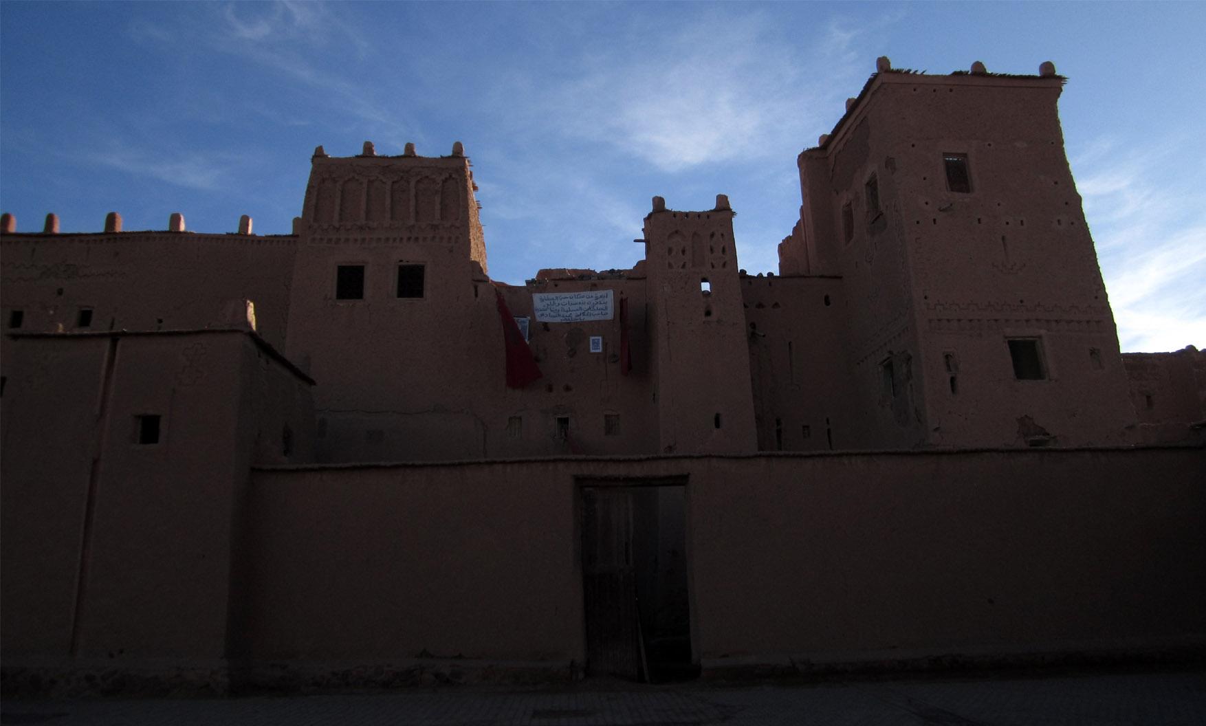 26 maroko ouarzazate kazba