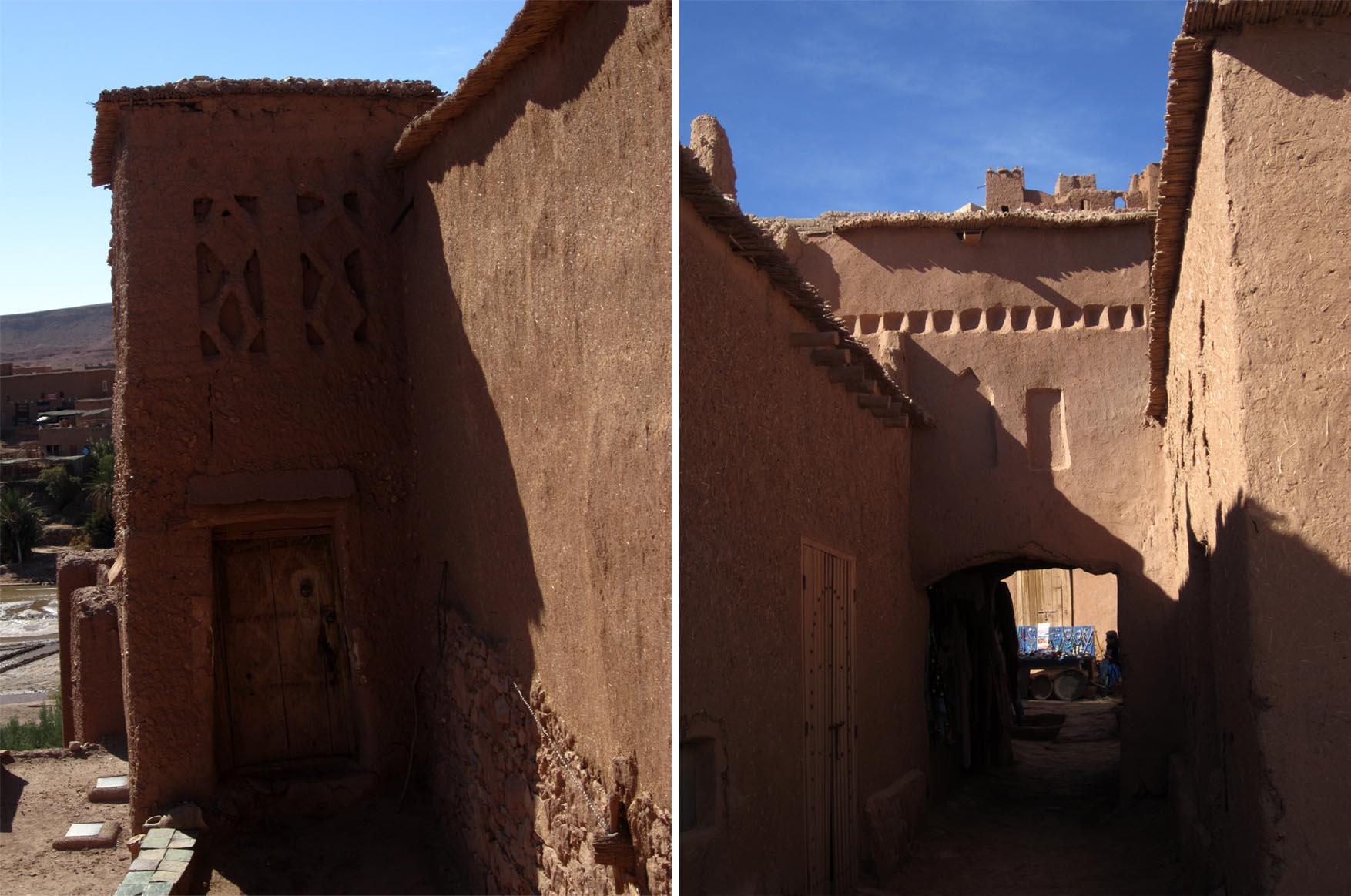 27 maroko ait ben haddou detalji