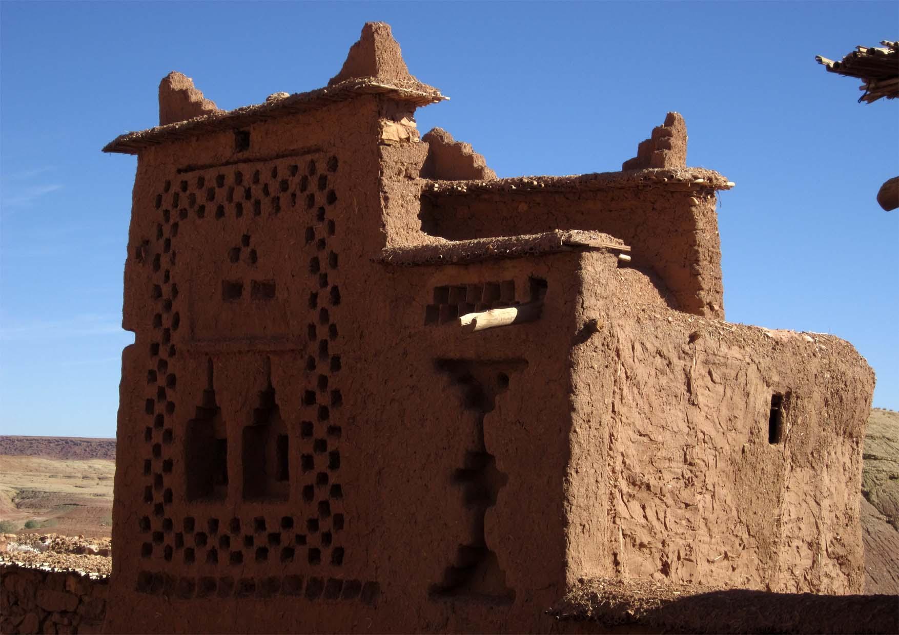 29 maroko ait ben haddou detalji