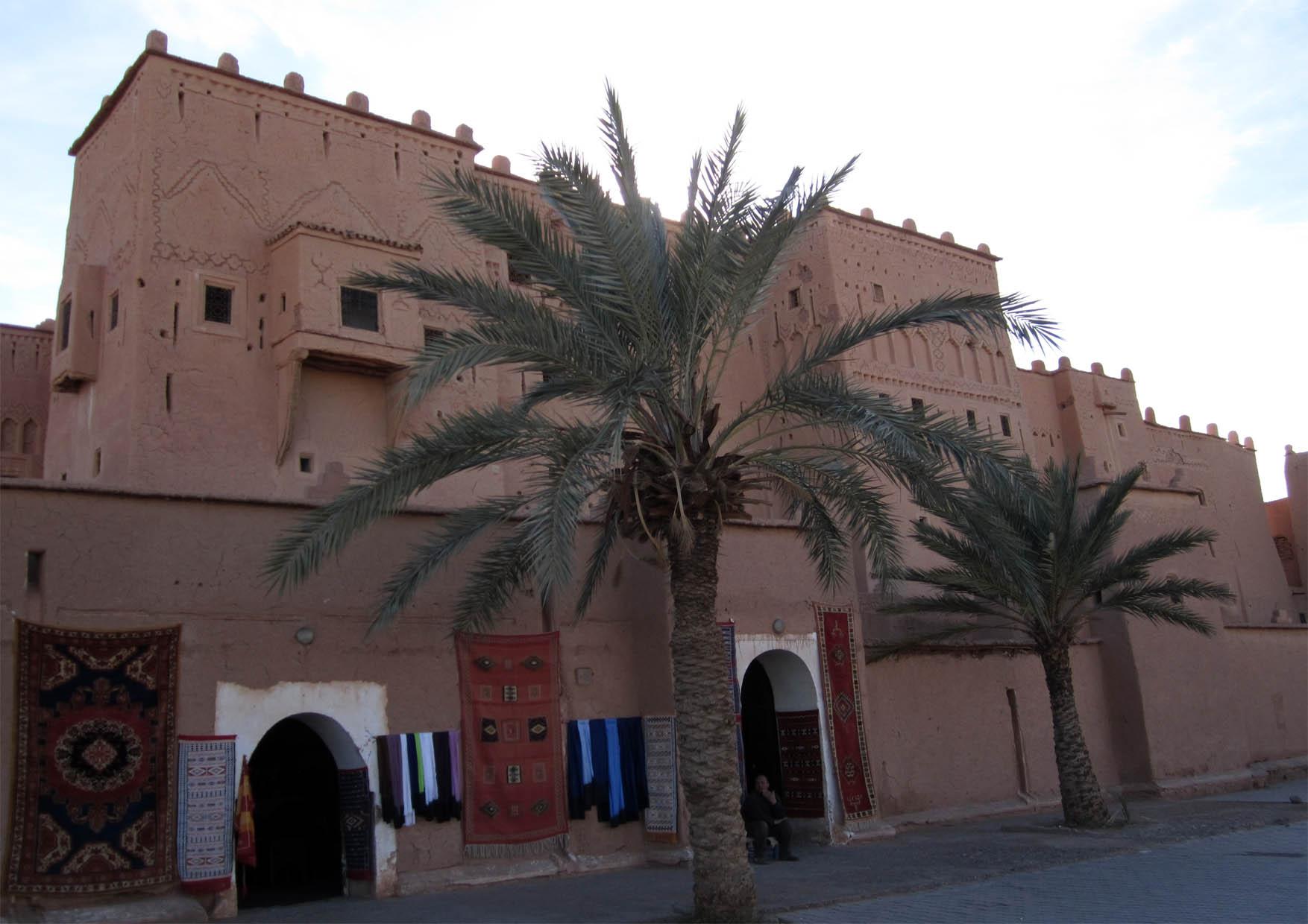 29 maroko ouarzazate kazba