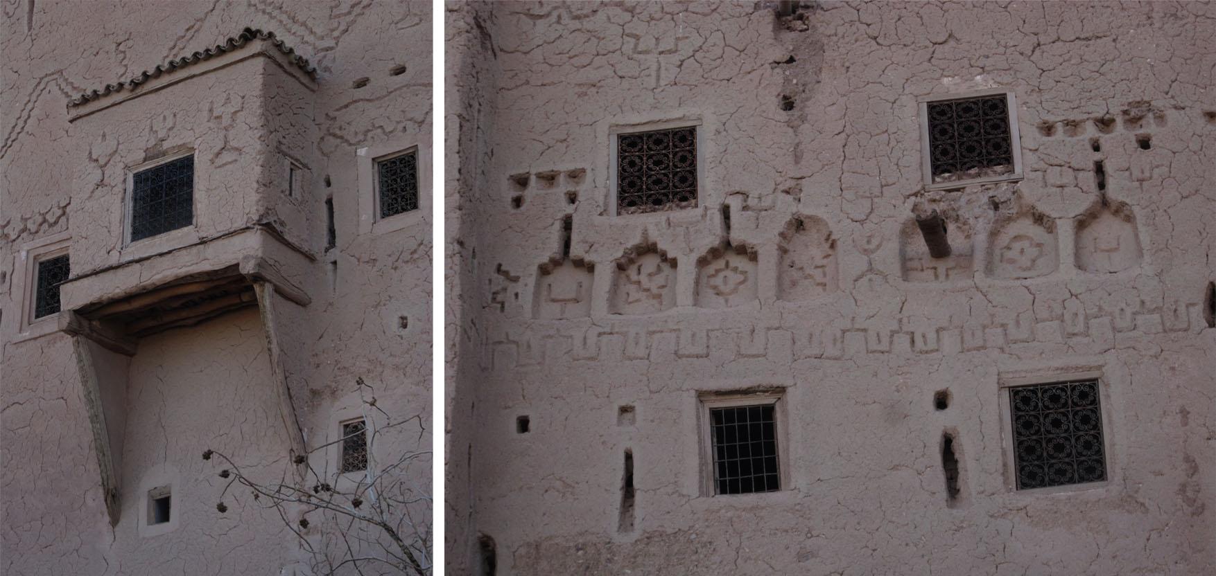 34 maroko ouarzazate kazba detalji zida