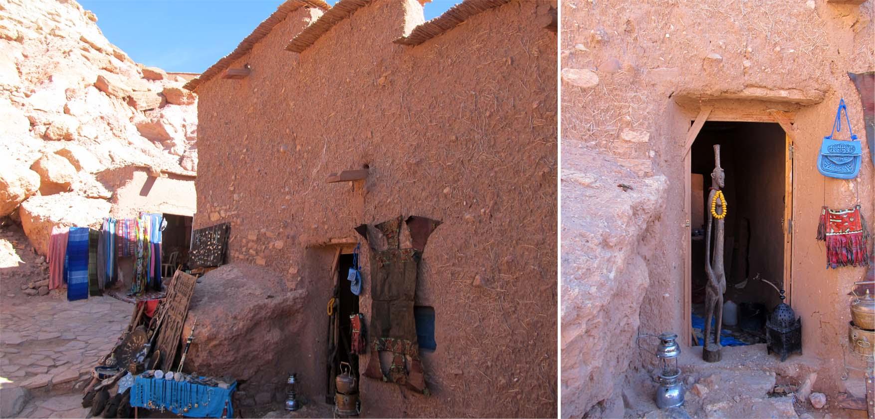 35 maroko ait ben haddou prodavnice suvenira
