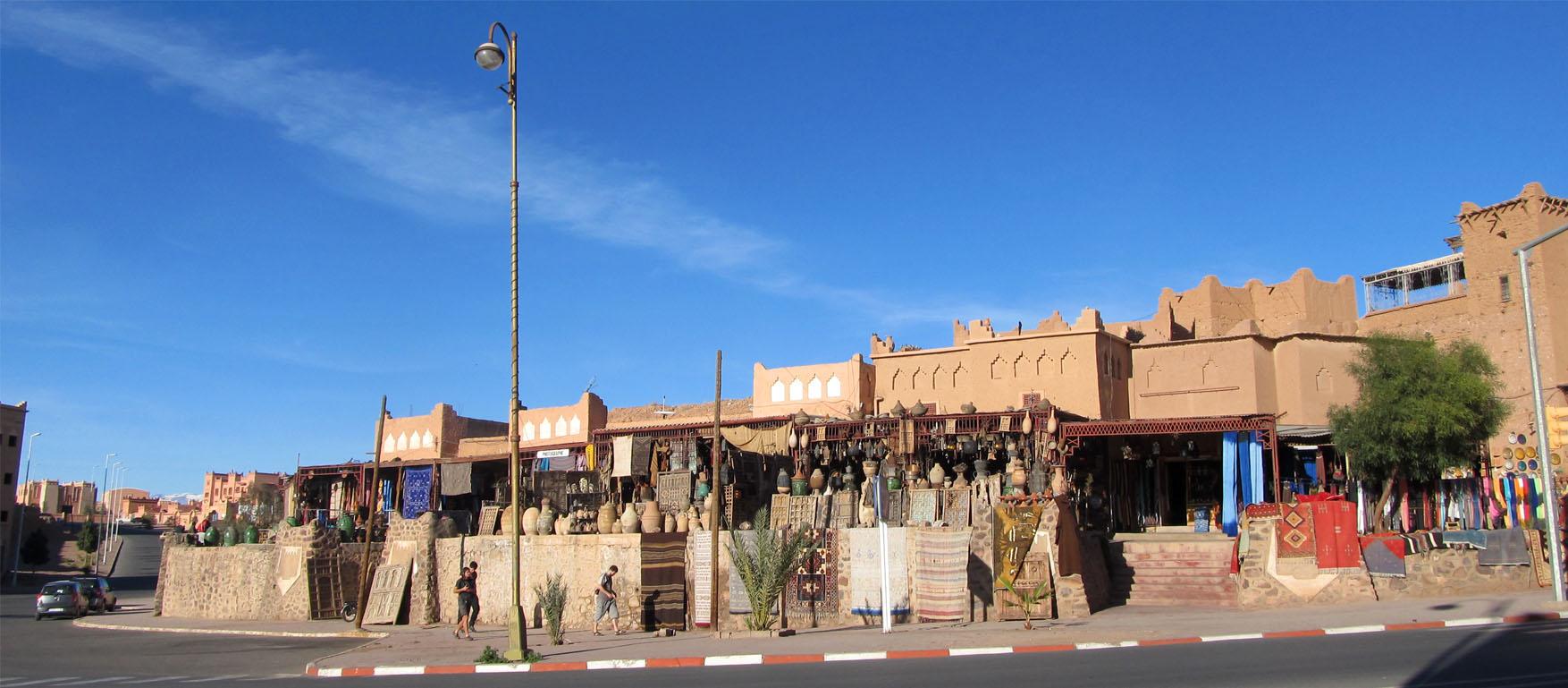 35 maroko ouarzazate kazba pijaca