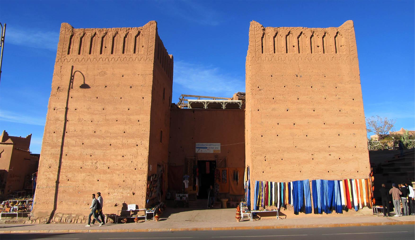 36 maroko ouarzazate kazba pijaca