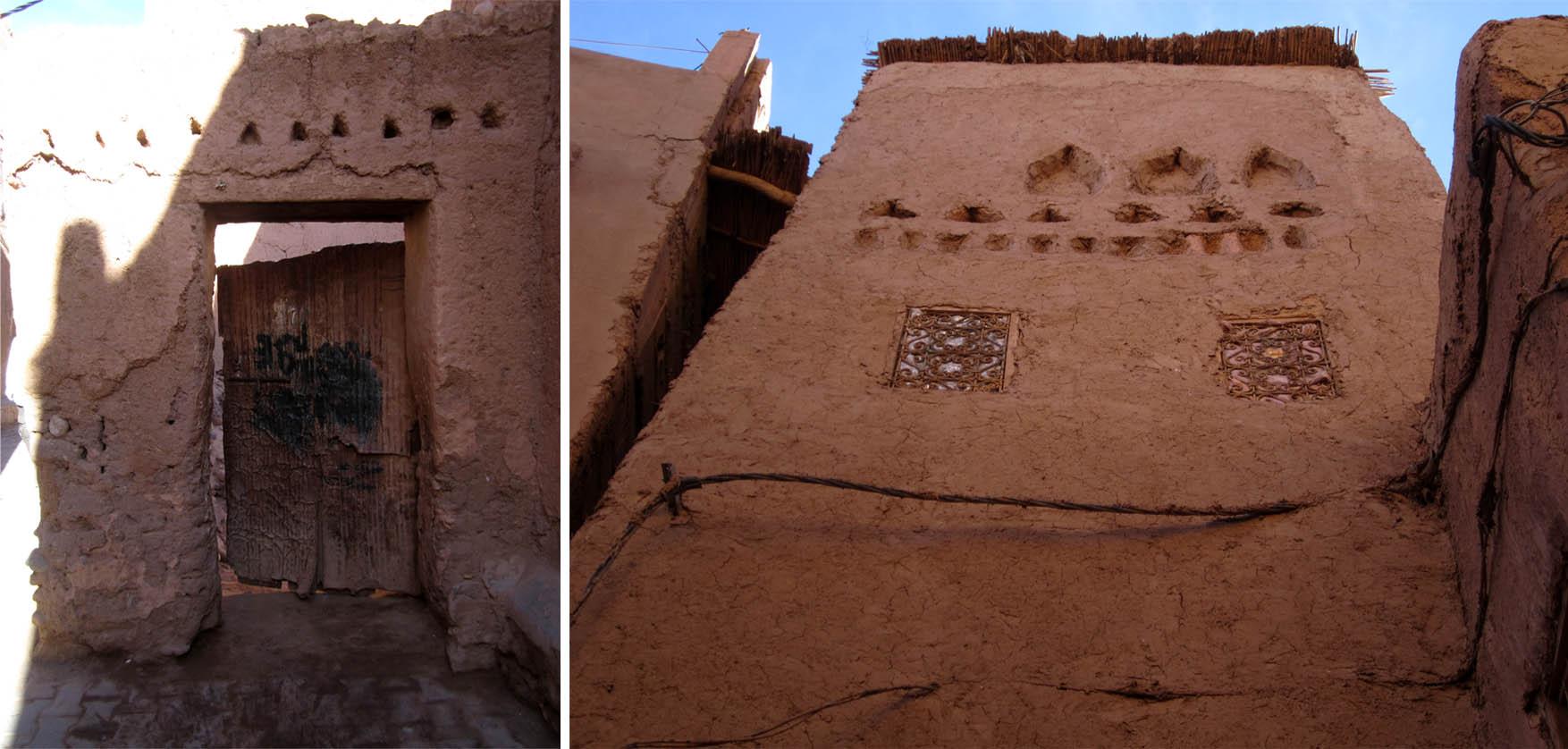 43 maroko ouarzazate kazba detalji