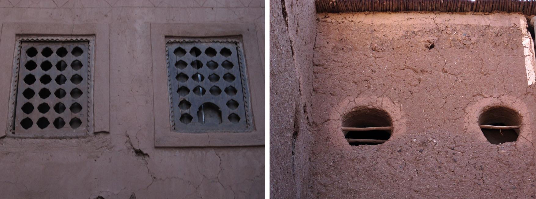 44 maroko ouarzazate kazba detalji otvora