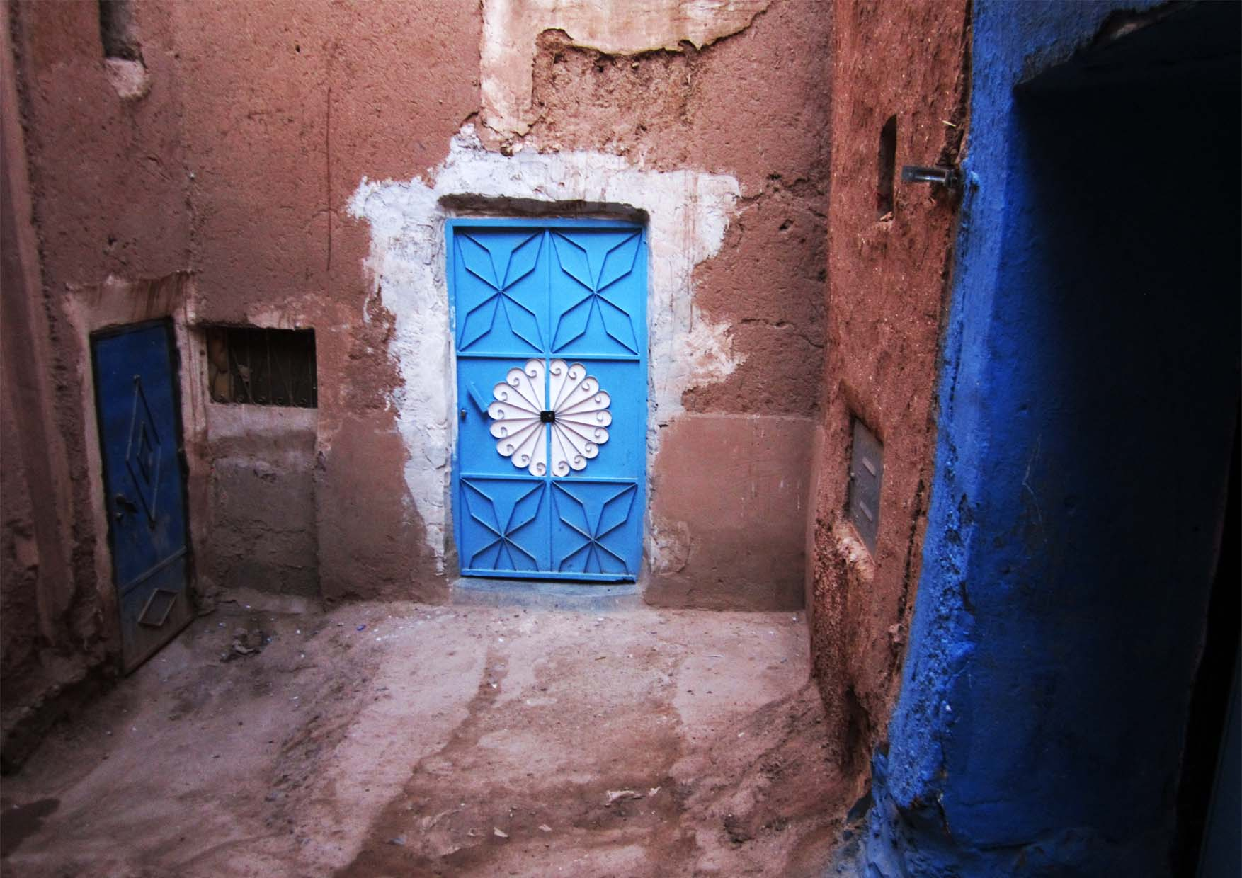 50 maroko ouarzazate kazba detalji