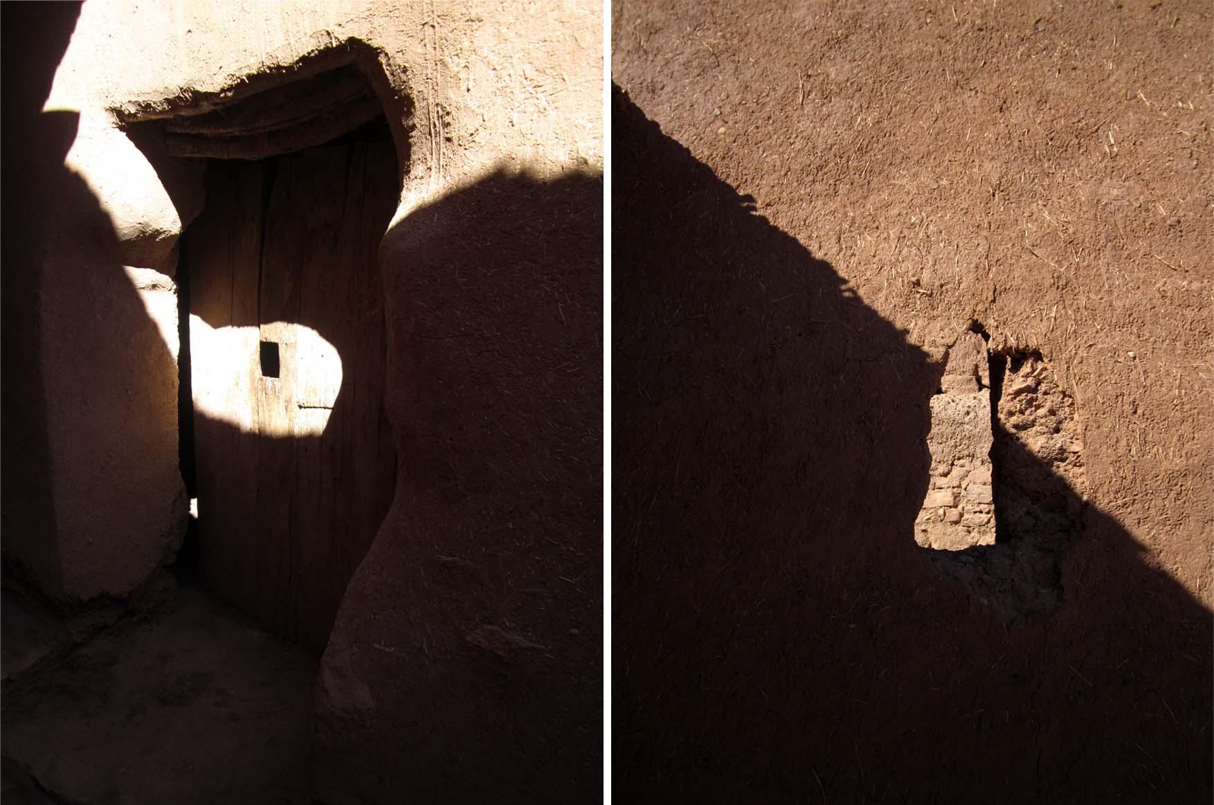 51 maroko ait ben haddou otvori i senke