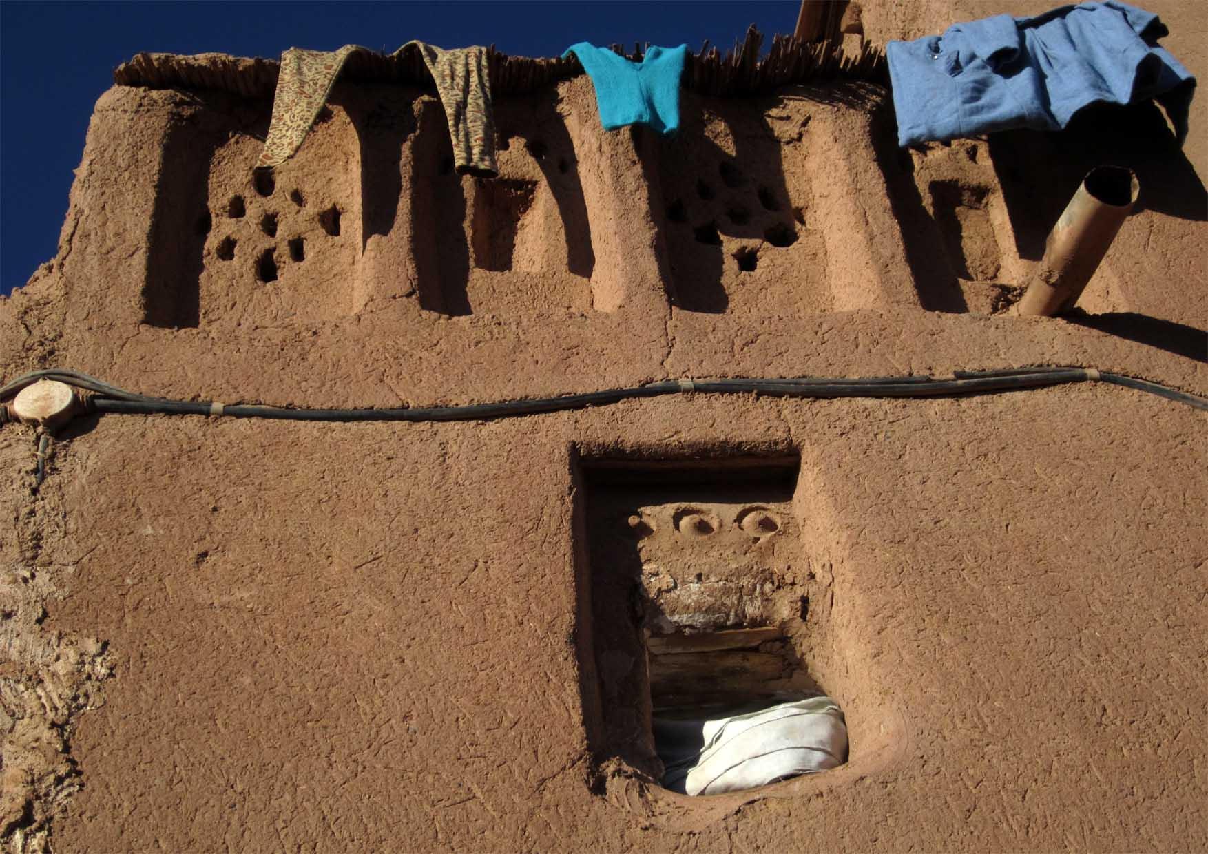 51 maroko ouarzazate kazba detalji