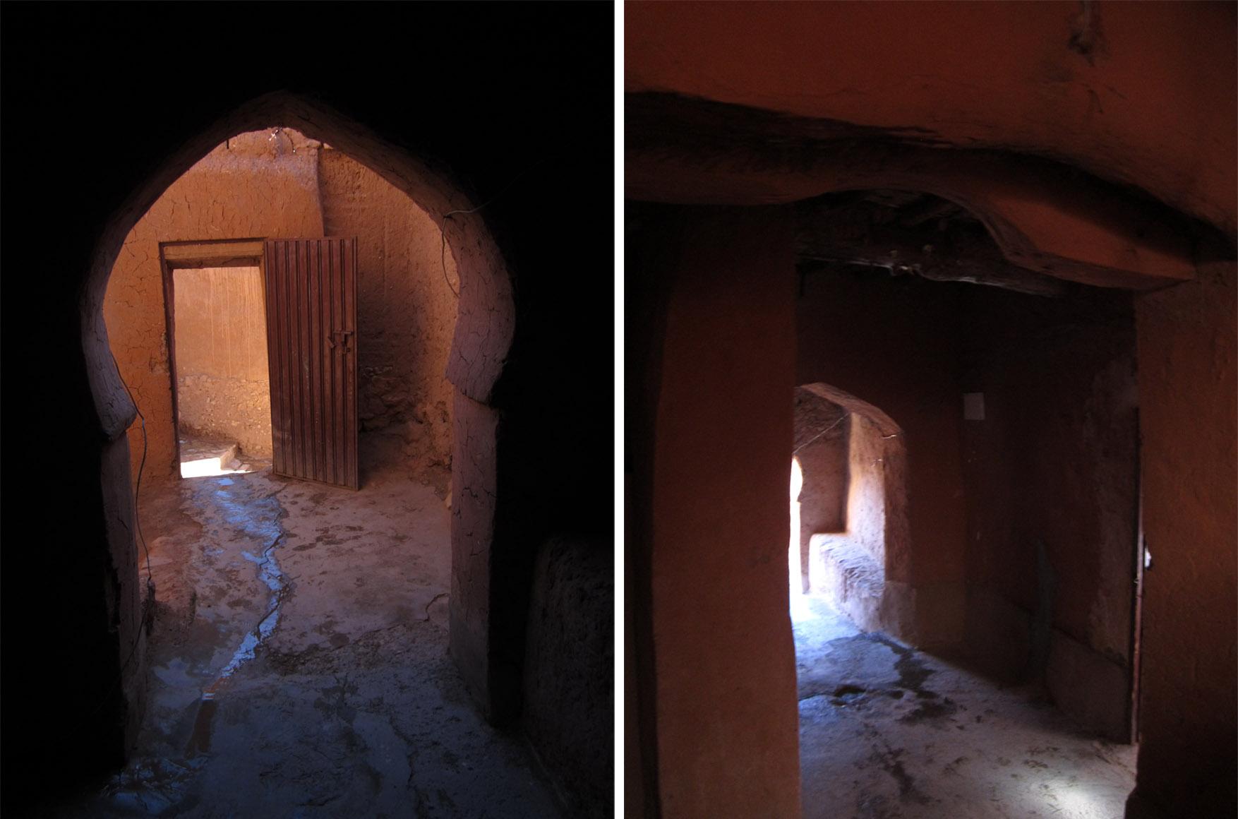 53 maroko ait ben haddou otvori i senke