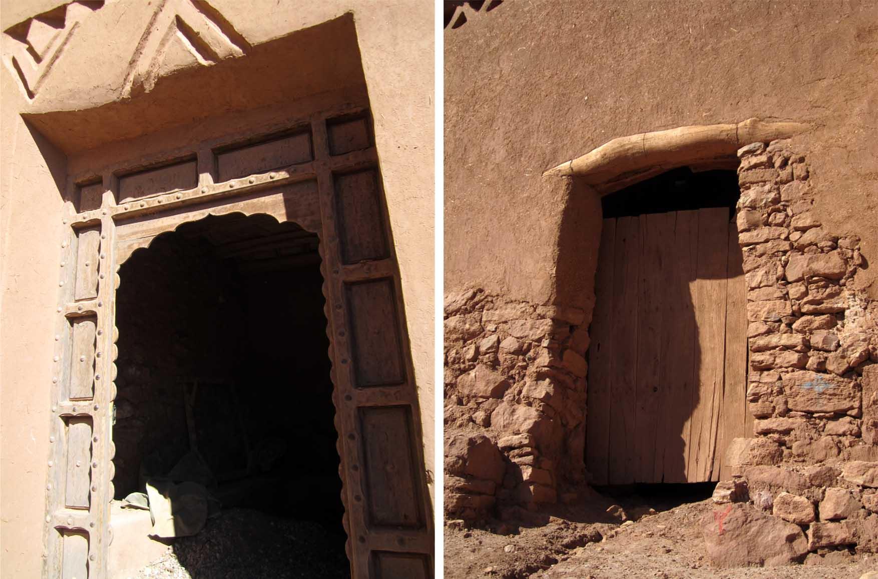 55 maroko ait ben haddou otvori i senke