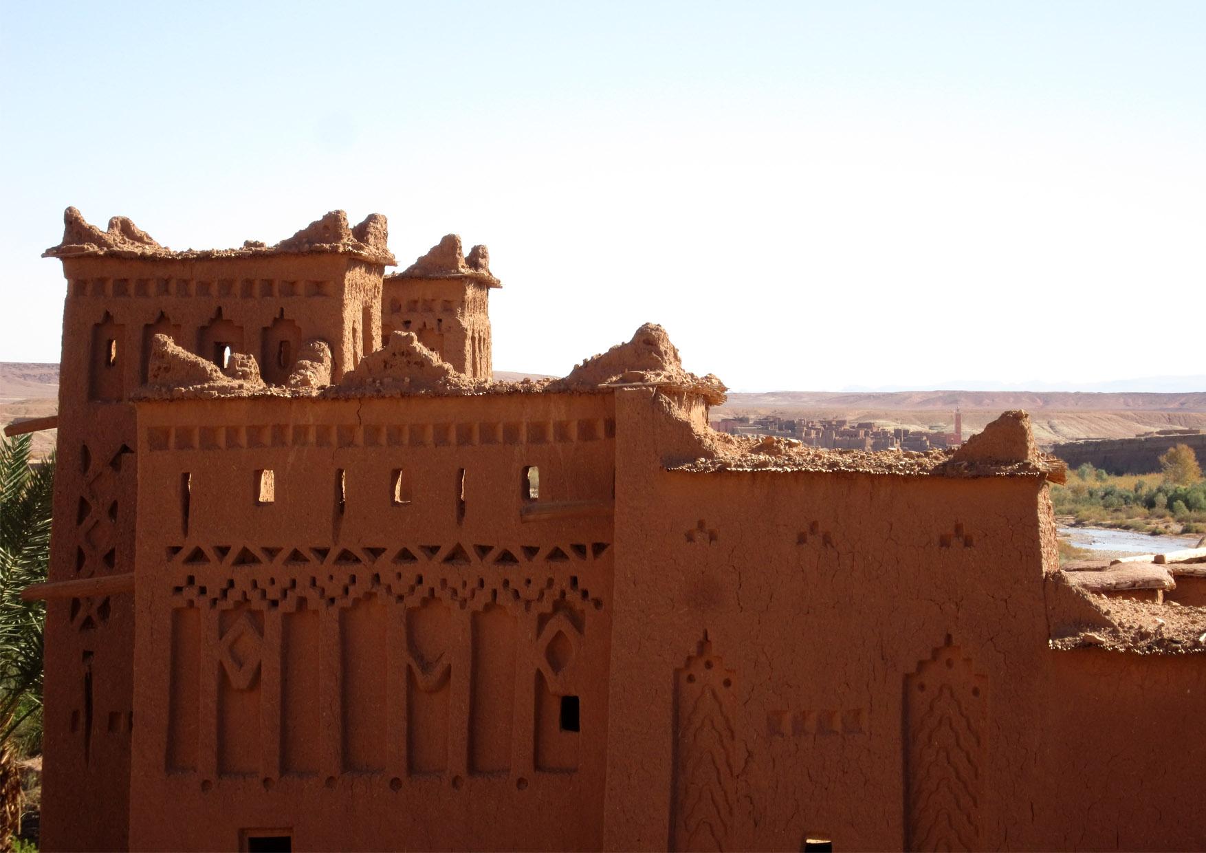 71 maroko ait ben haddou detalji