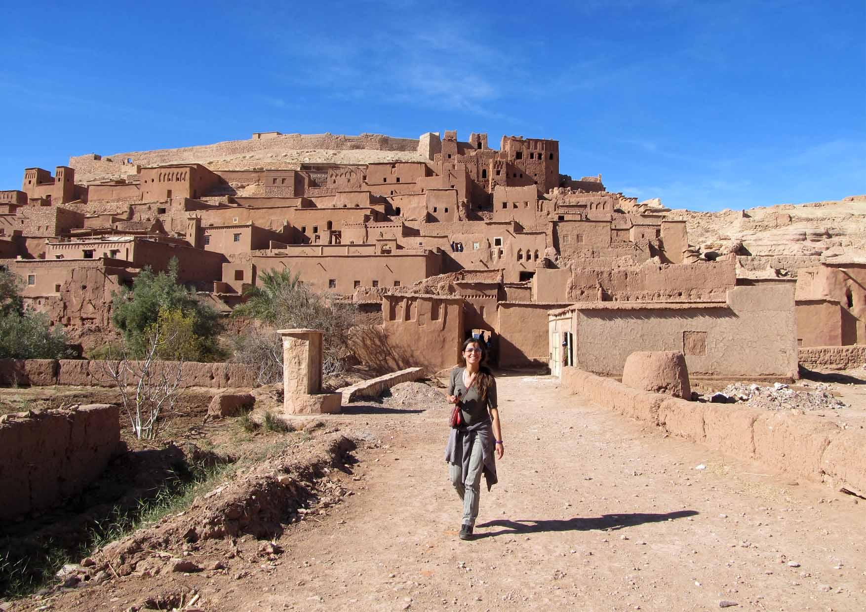 96 maroko ait ben haddou dragana