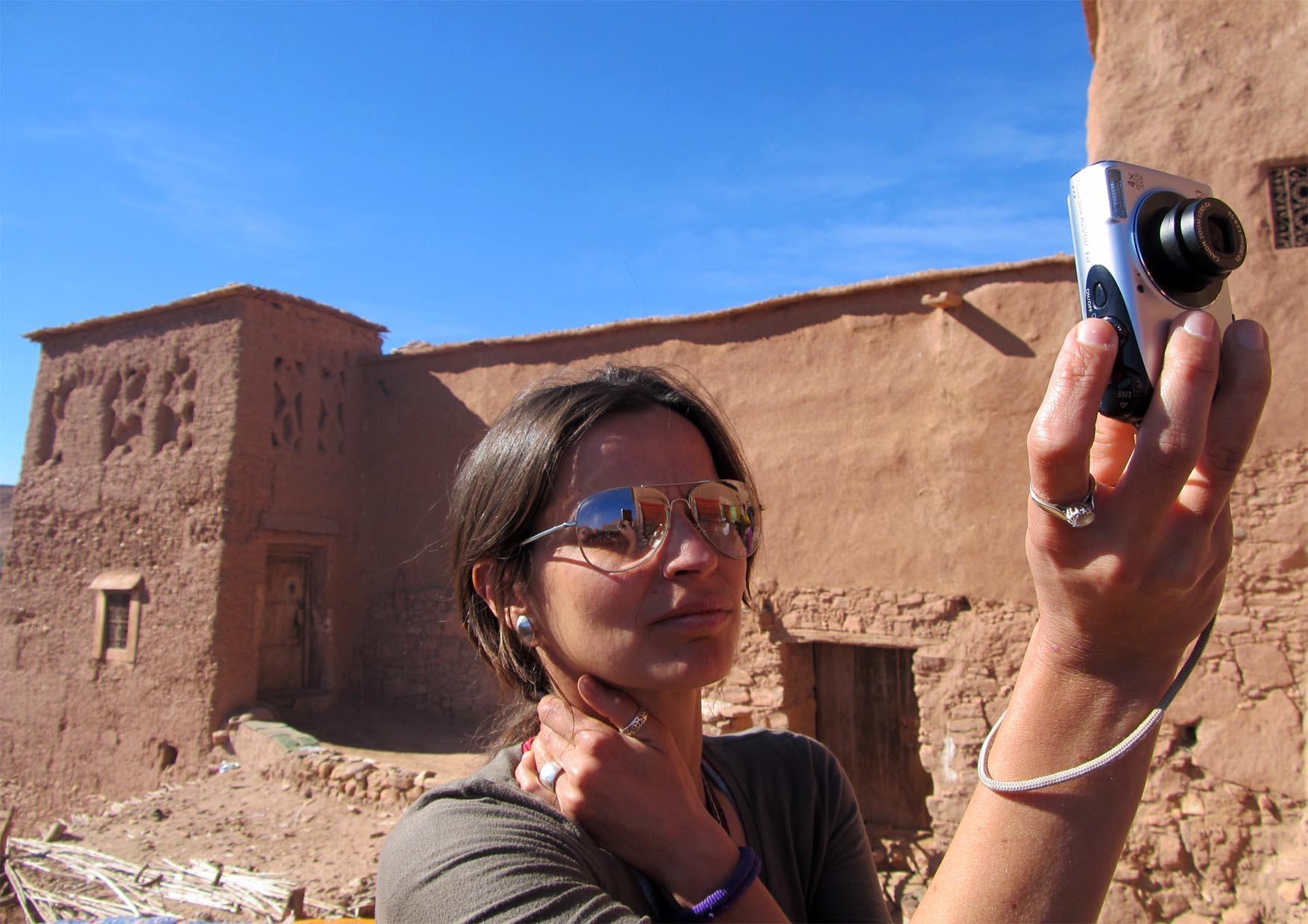 98 maroko ait ben haddou dragana