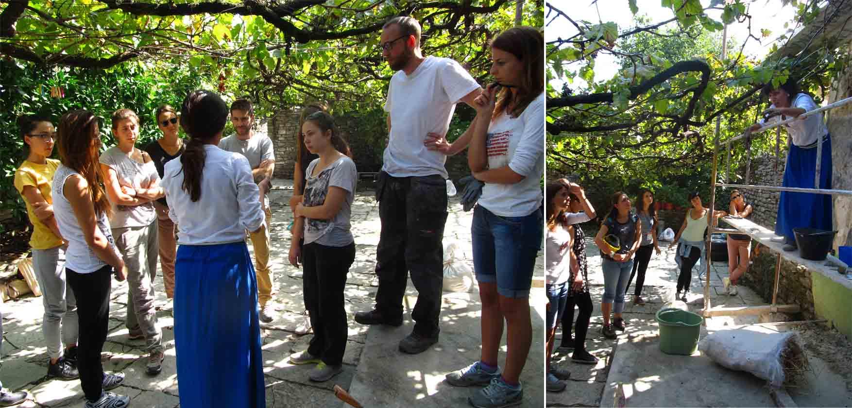 119 albanija gjirokastra radionica