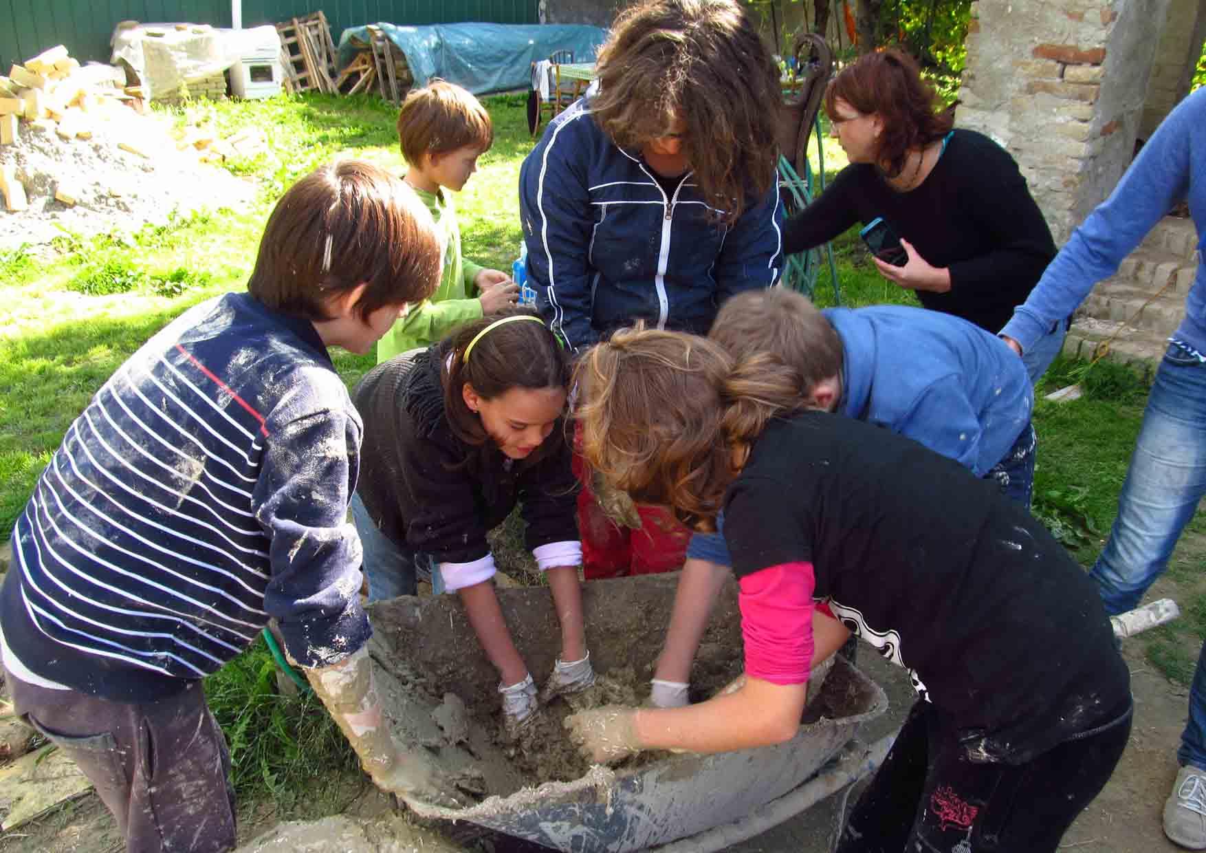 13 barabarka u MO radovi priprema blatnih maltera