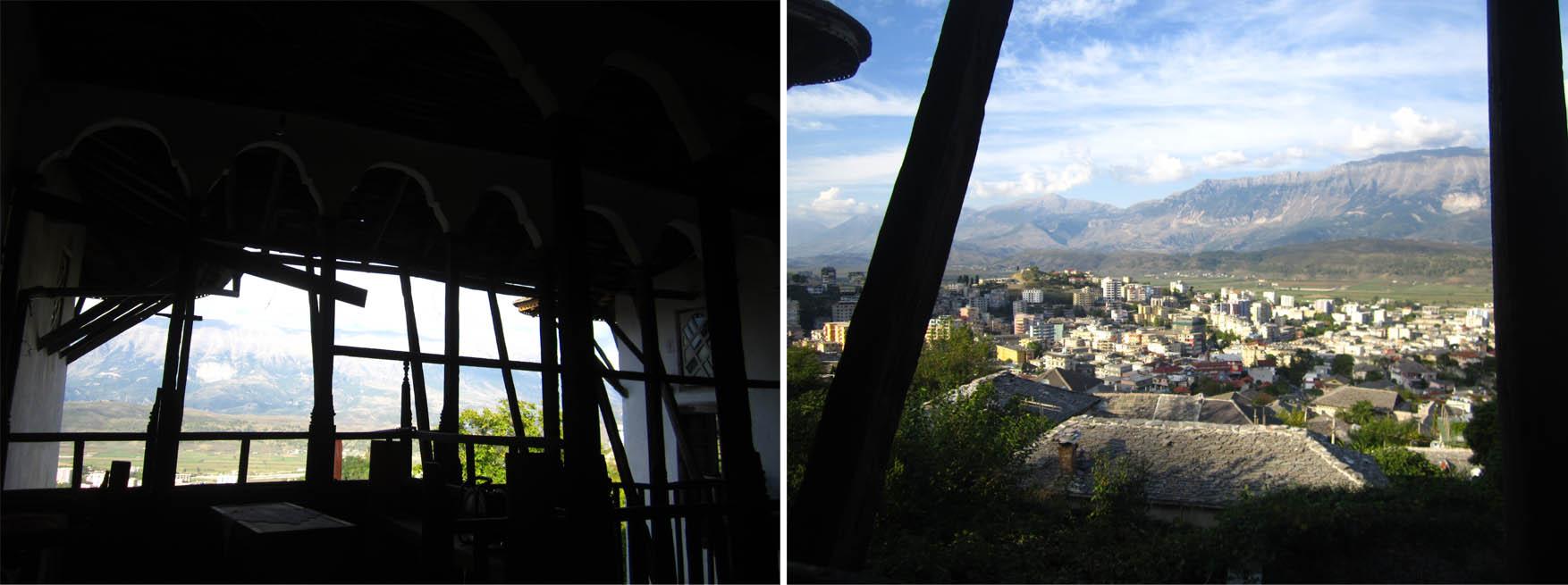 162 albanija gjirokastra skenduli kuca trem