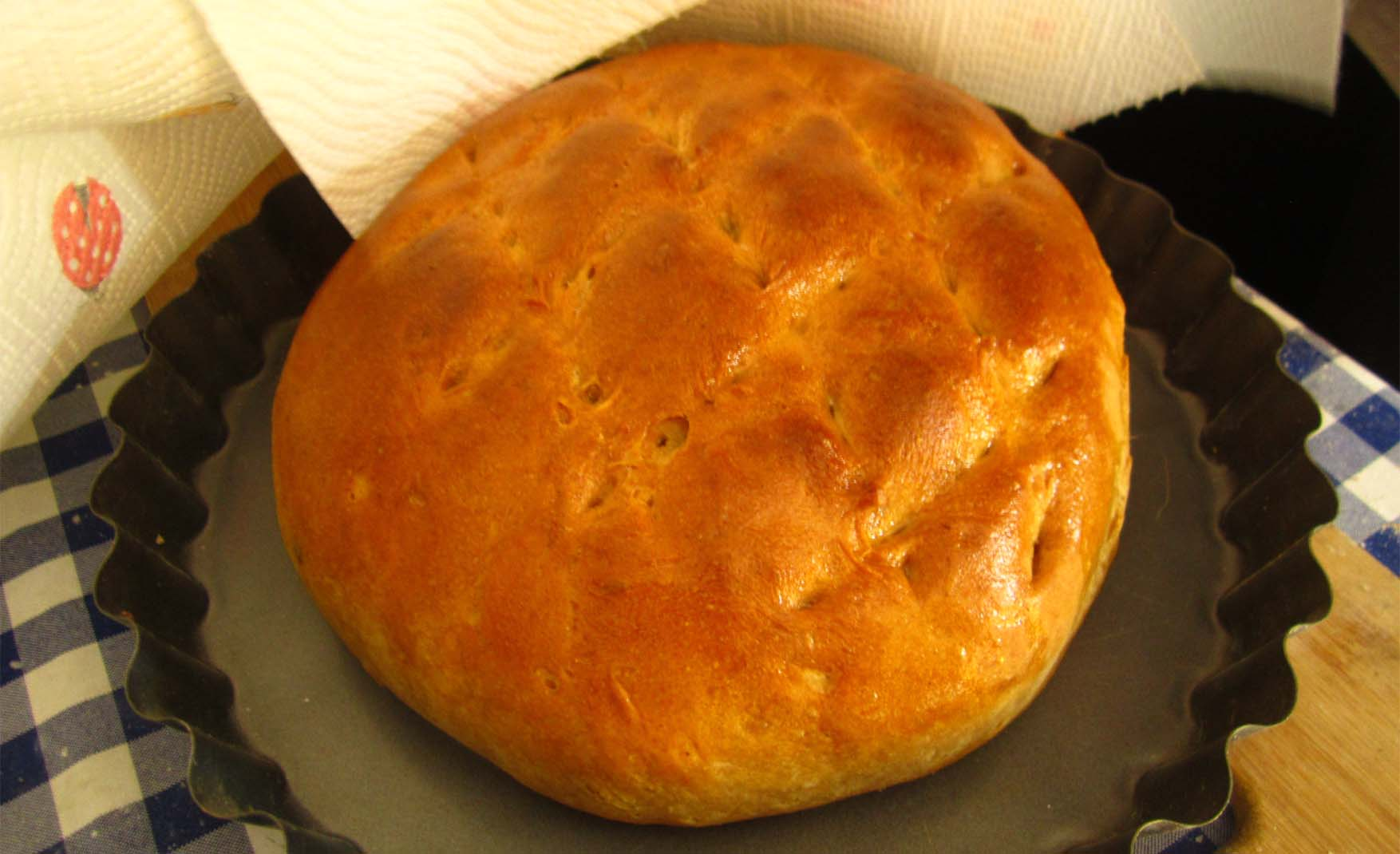 55 hrvatska batina pravljenje hleba