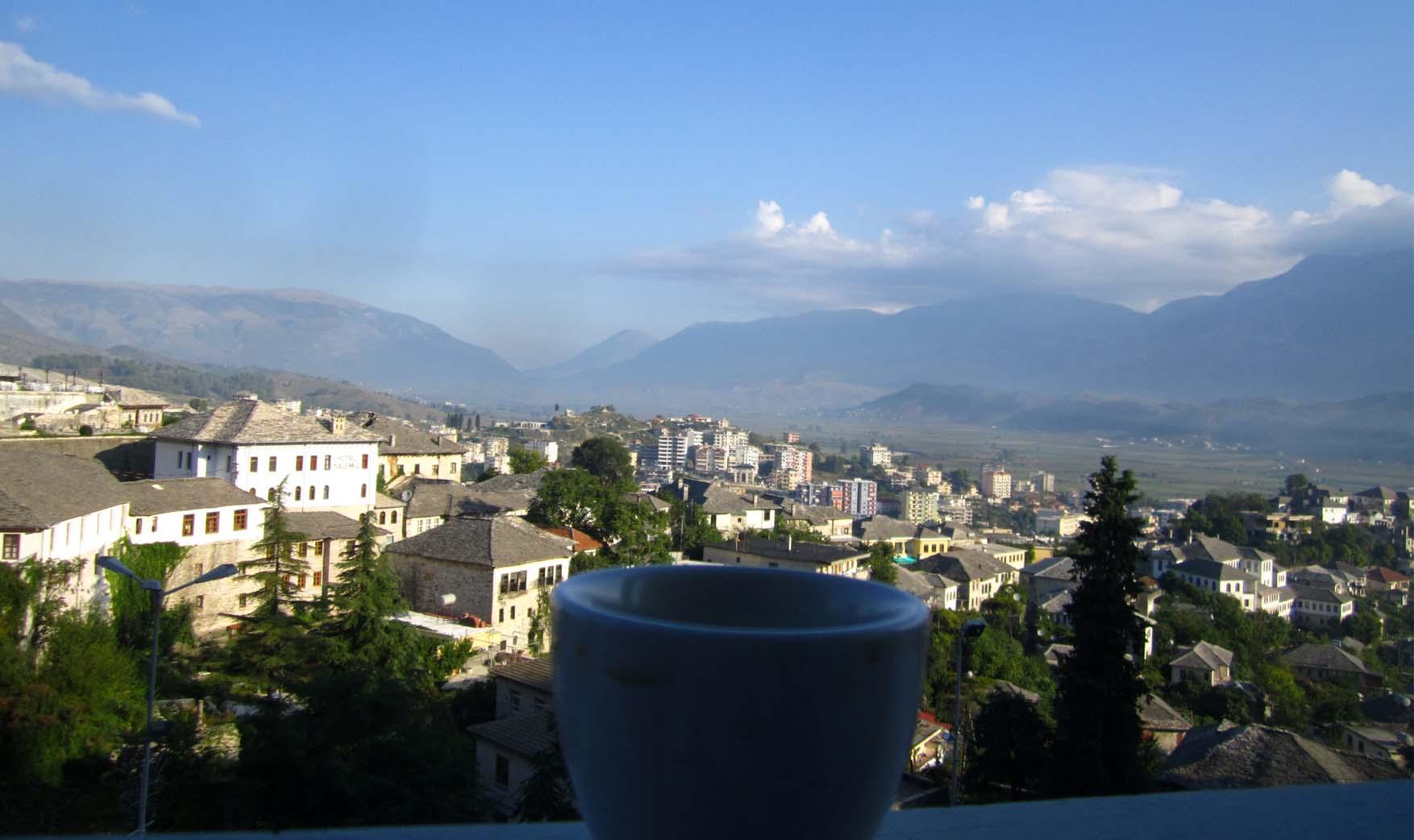 68 albanija gjirokastra