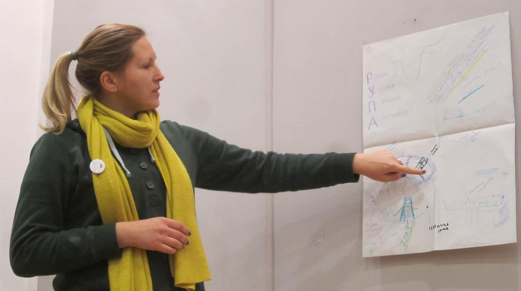 13 DANS kurs zemljane arhitekture gRUPA