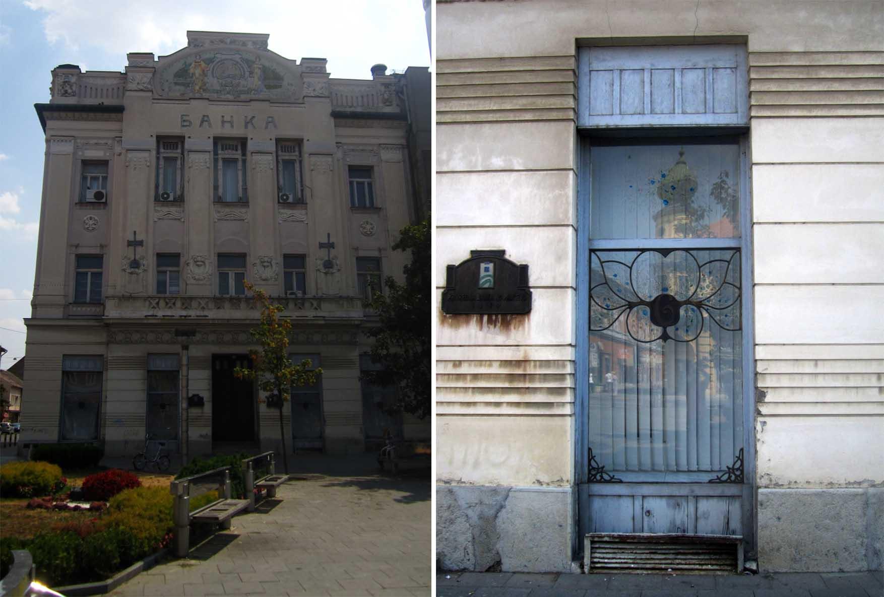 48 Pancevo secesija banka