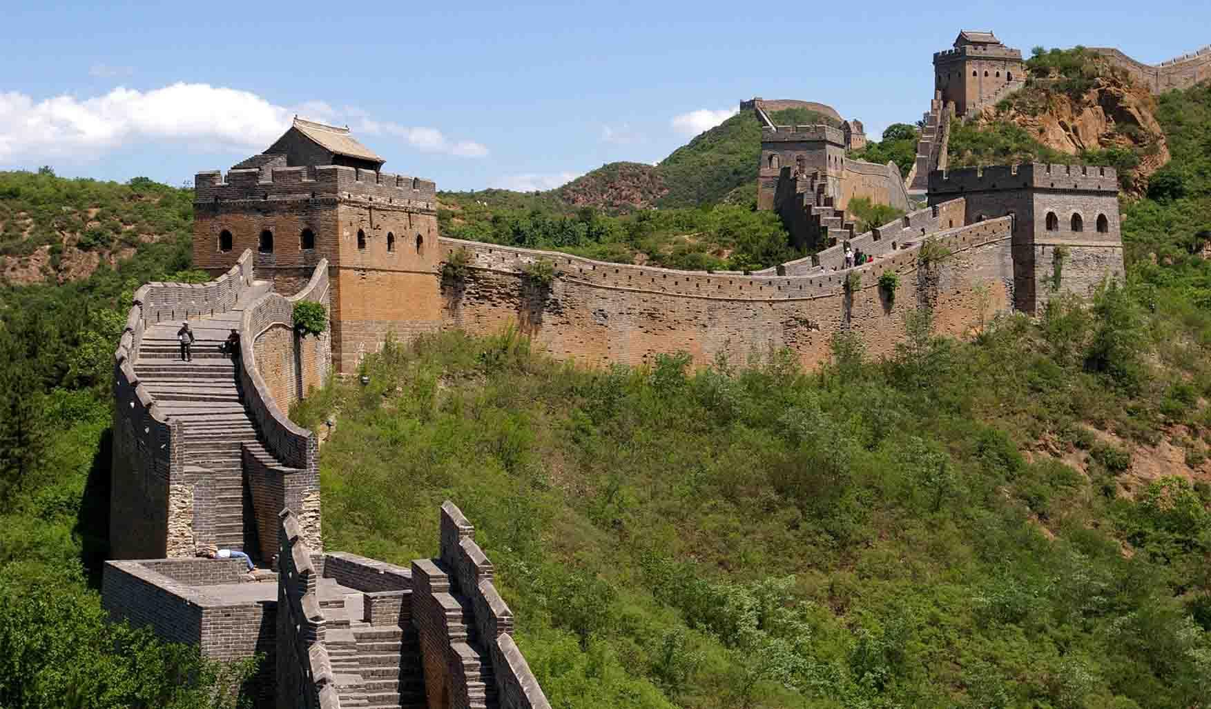 15 kineski zid