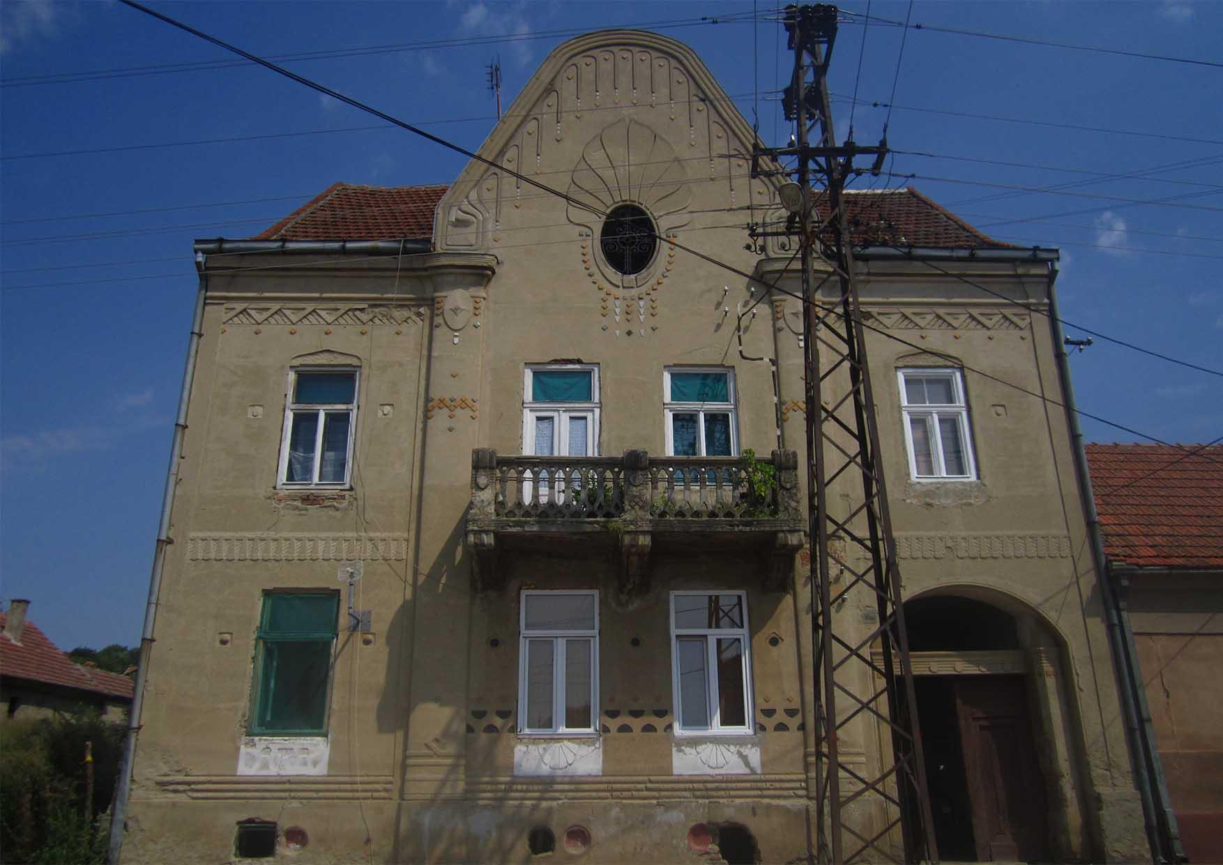 289 Bela Crkva secesija