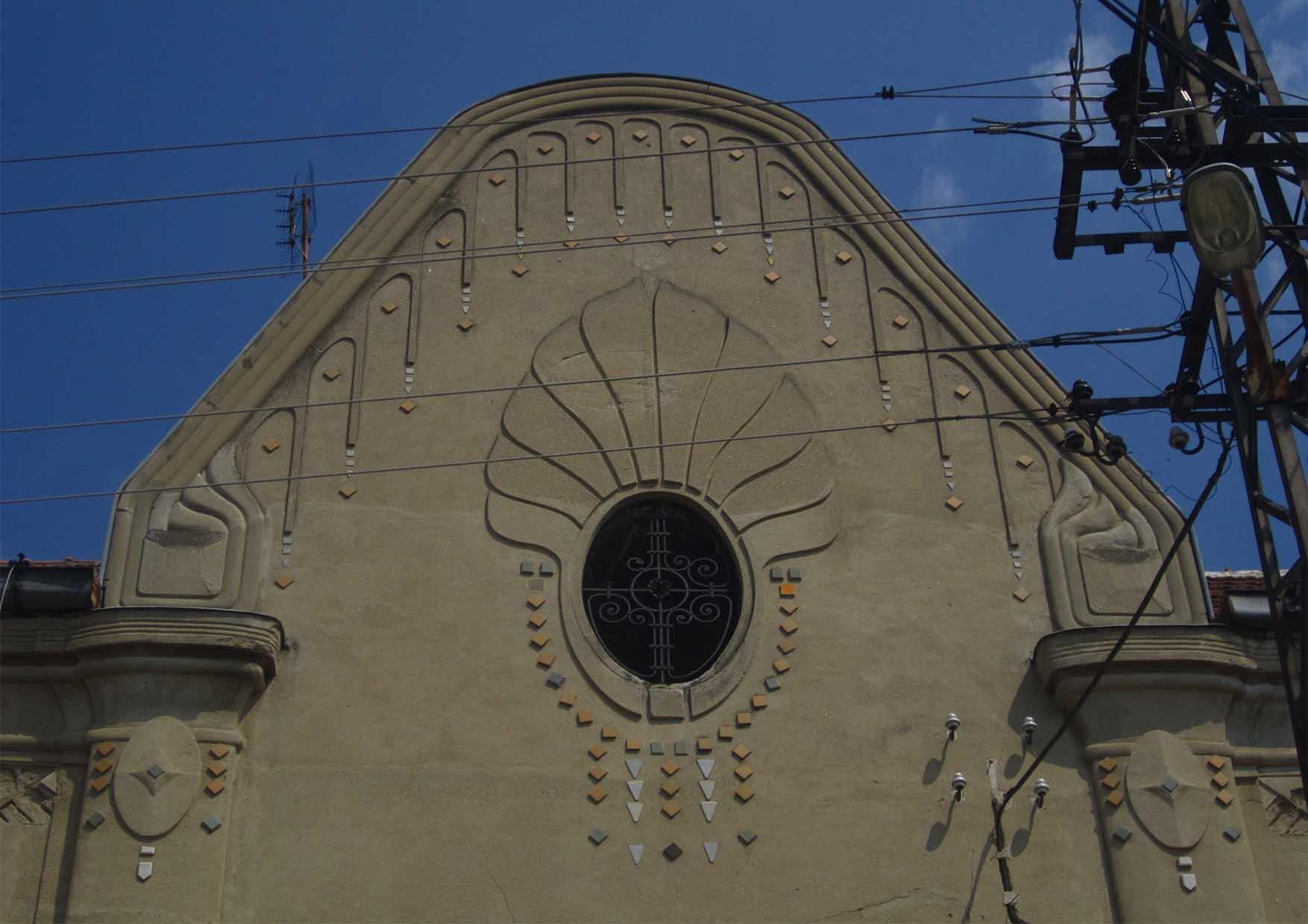 290 Bela Crkva secesija