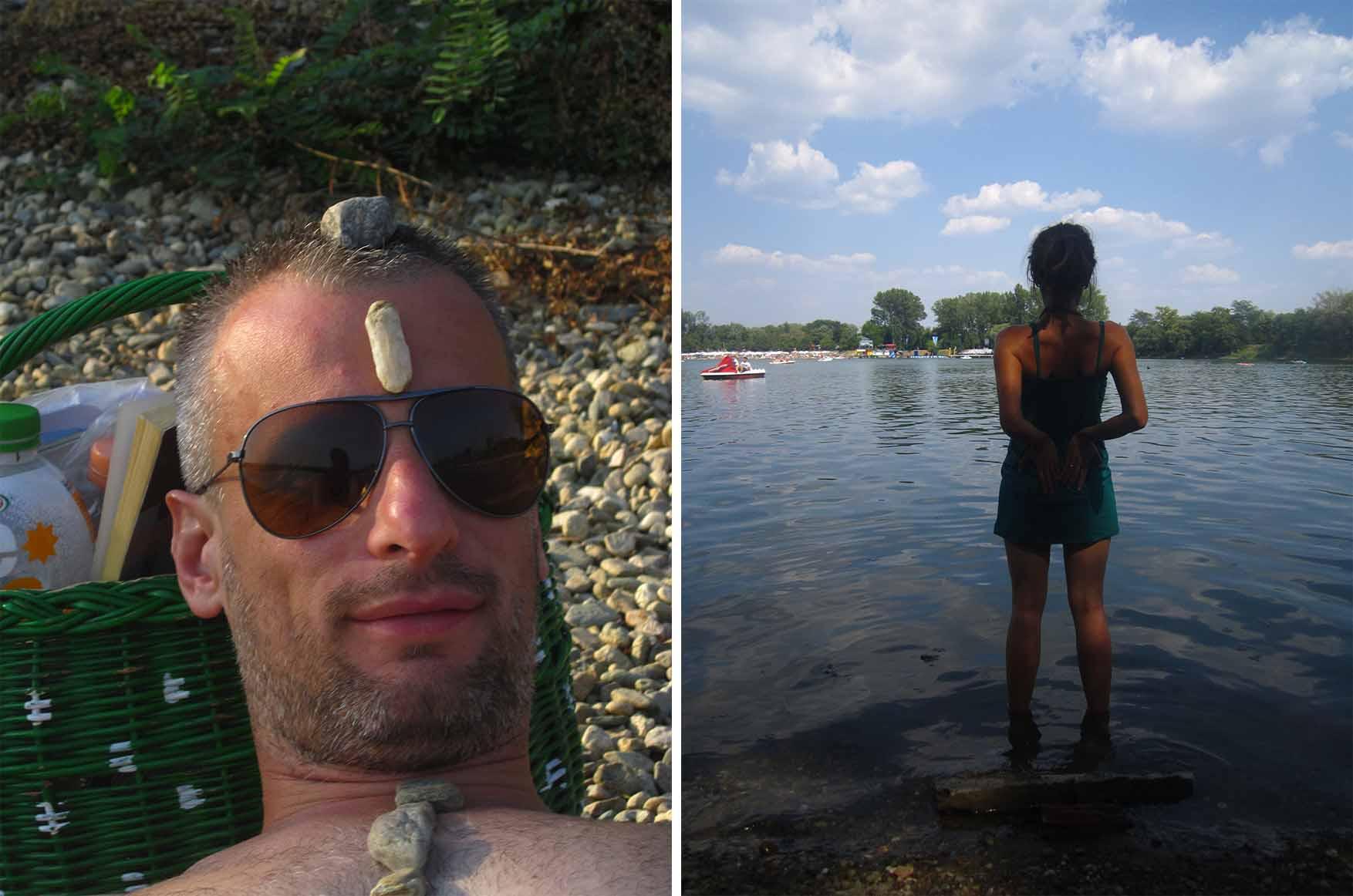316 belocrkvanska jezera