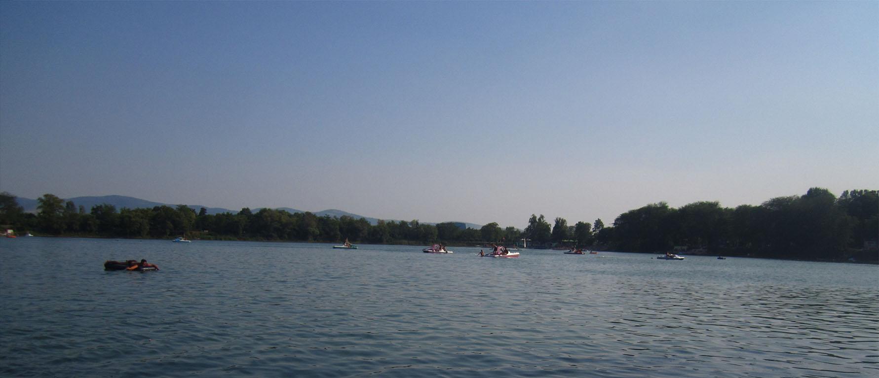317 belocrkvanska jezera