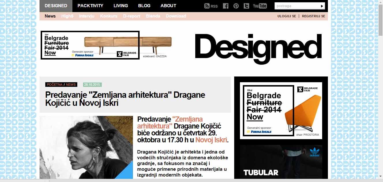 Nova Iskra predavanje Dragana Kojicic