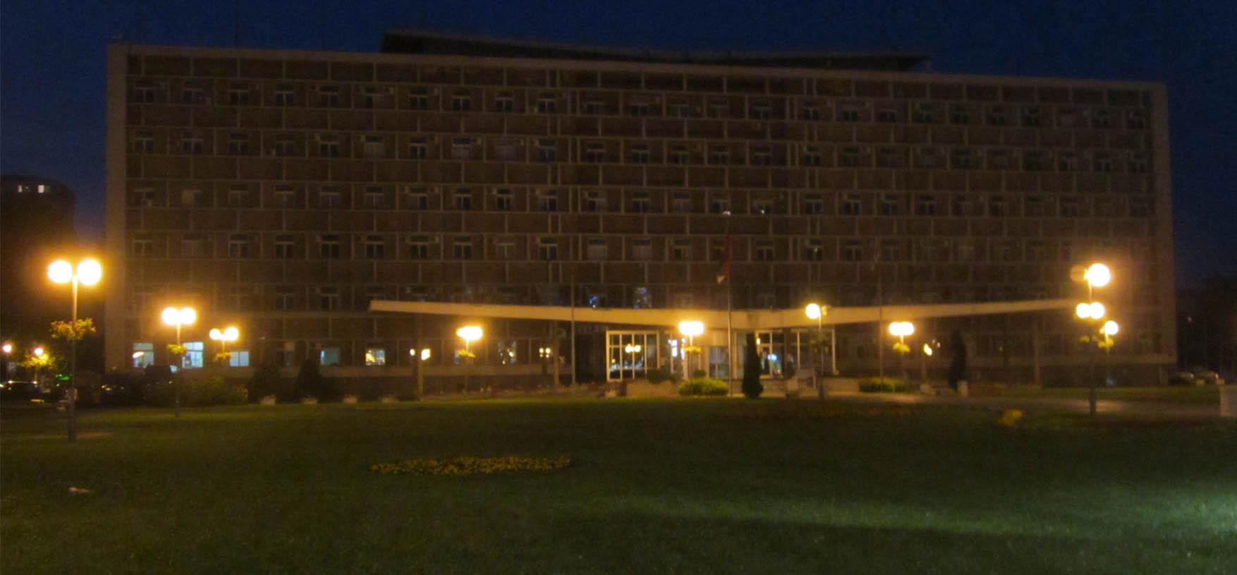 01 Kragujevac by night